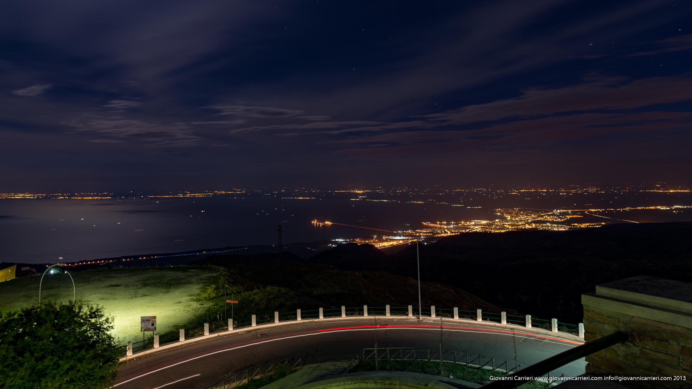 Il golfo di Manfredonia