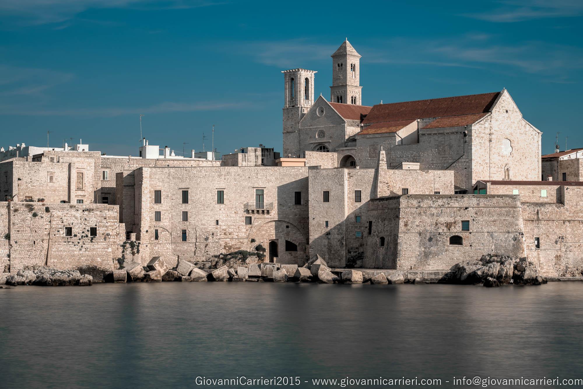 Particolare del porto di Giovinazzo, Bari Puglia