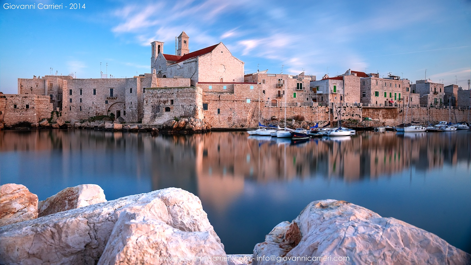 Photographs of Giovinazzo