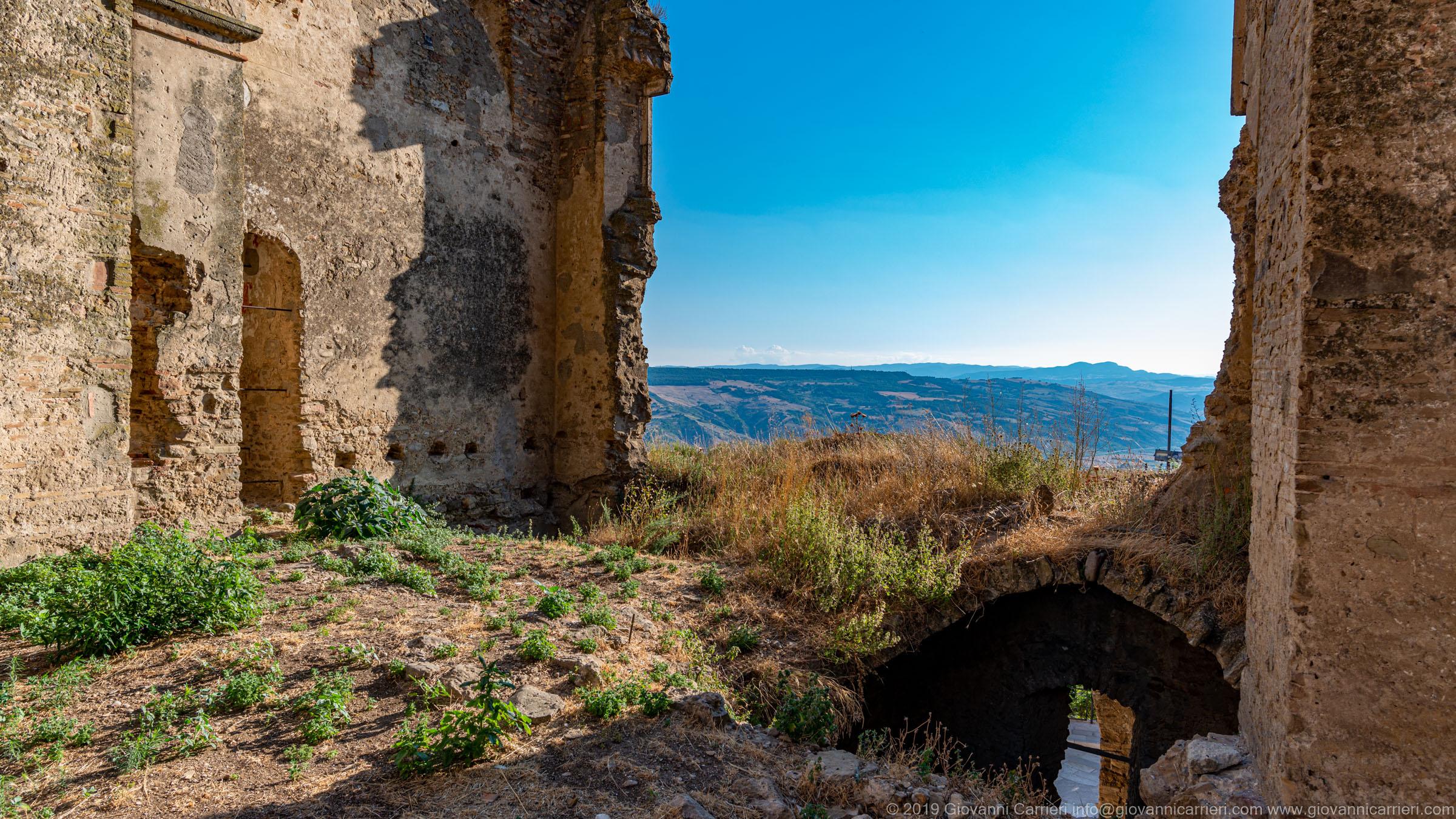 Il panorama della Basilicata