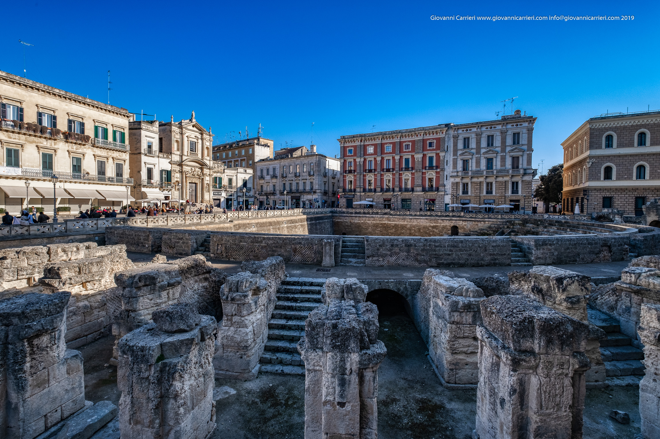 Photographs of Lecce