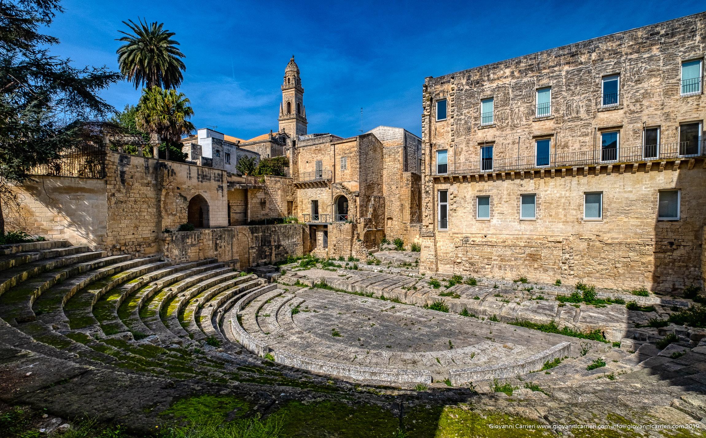 Il teatro romano di Lecce