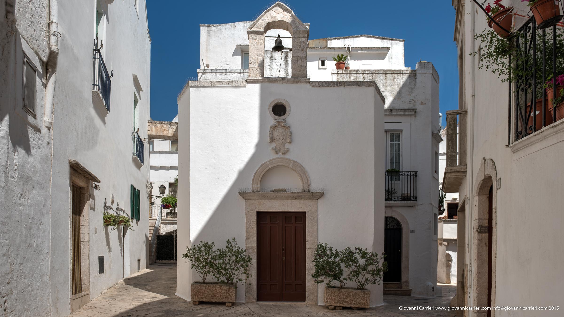 Chiesa Santa Maria del Soccorso - Locorotondo