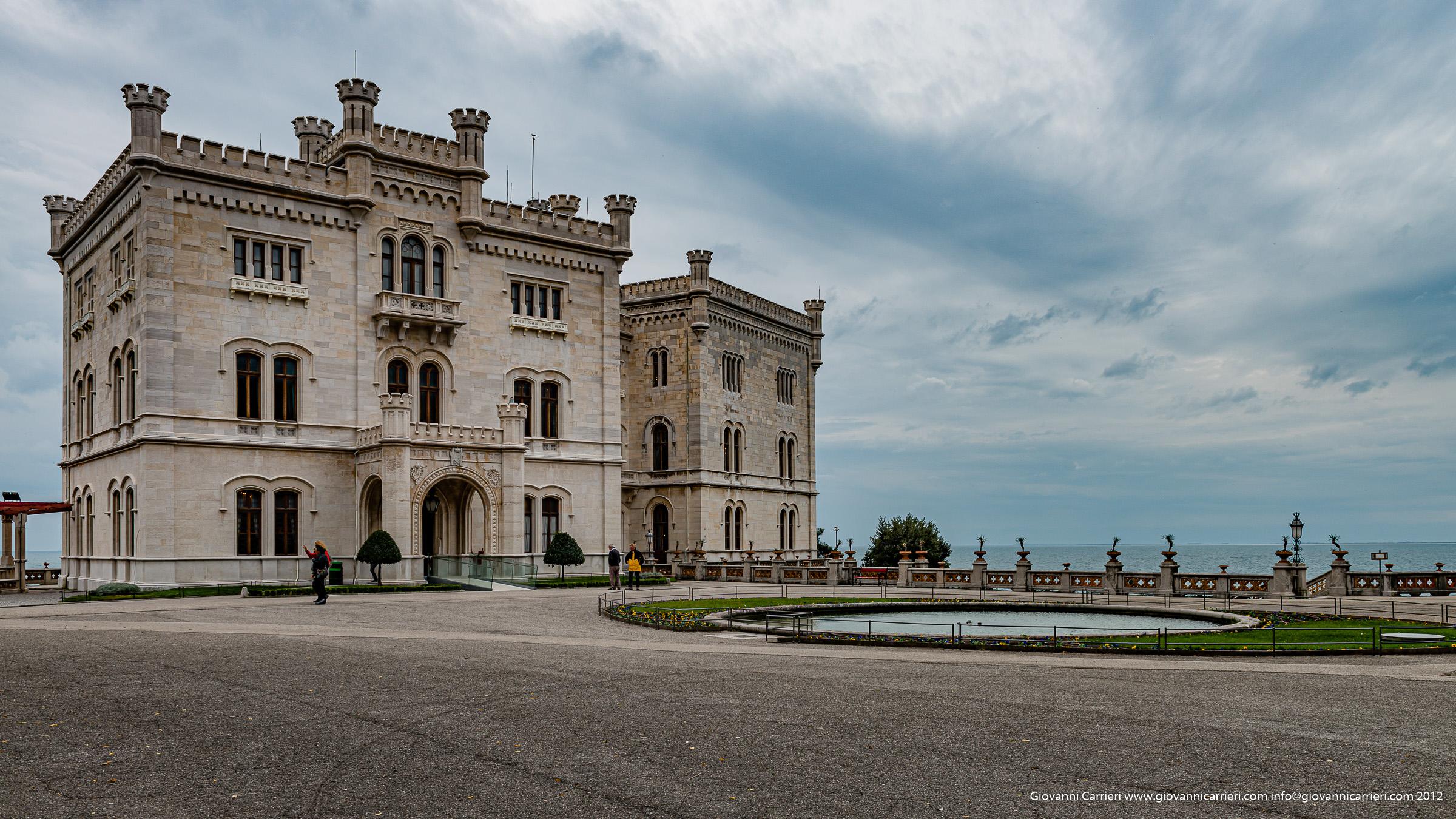 Il Castello di Miramare - Trieste