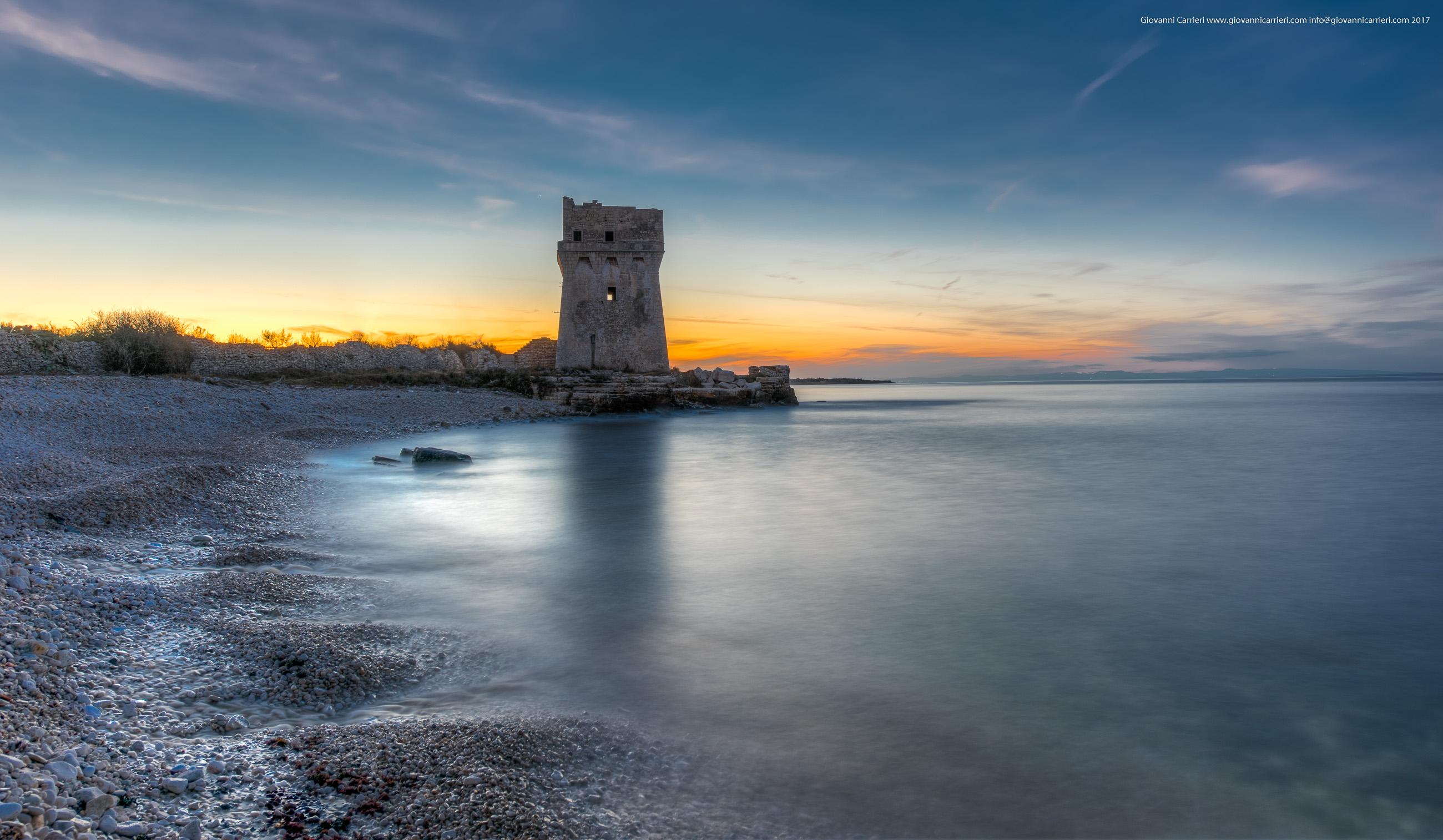La torre Calderina, Molfetta