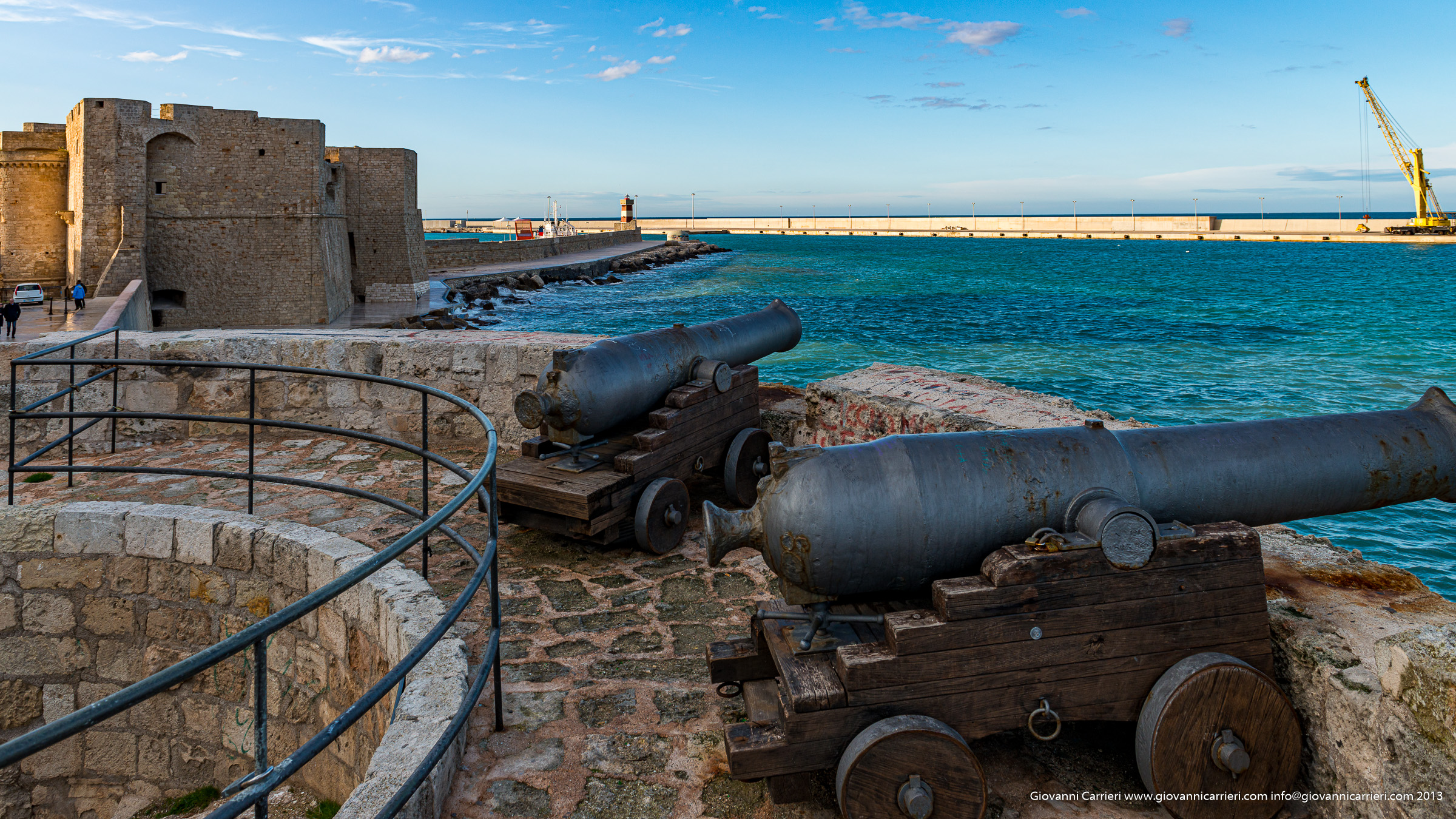 Photographs of Monopoli