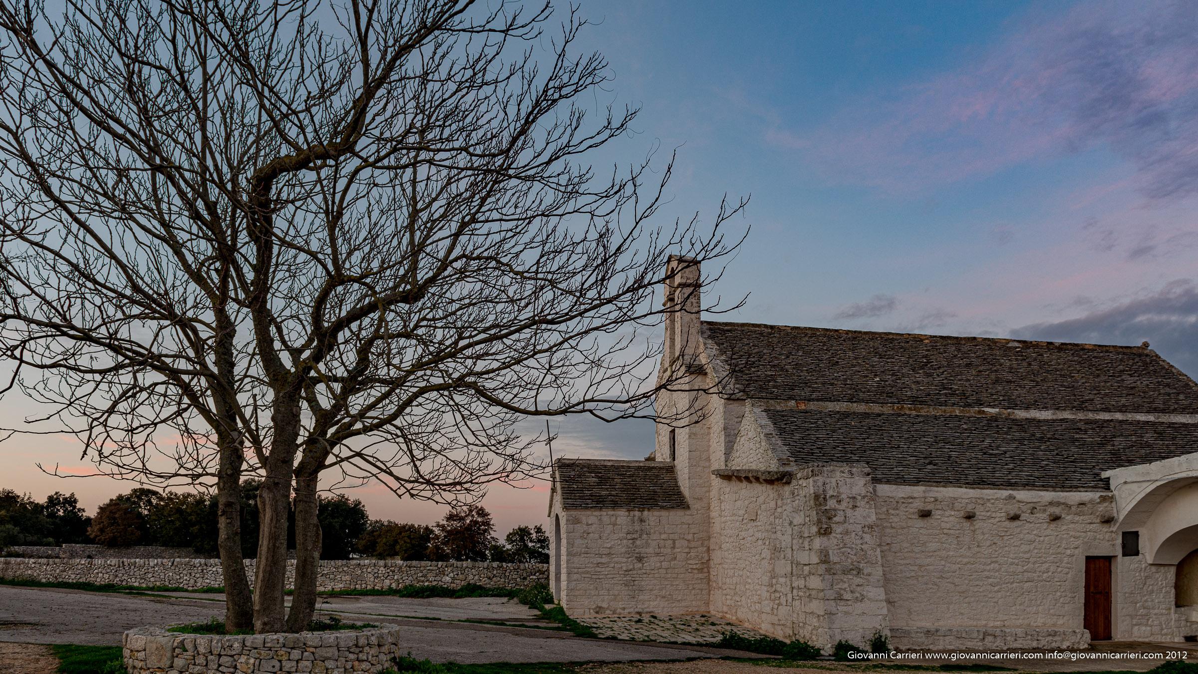 Chiesa di S. Maria di Barsento - Noci Puglia