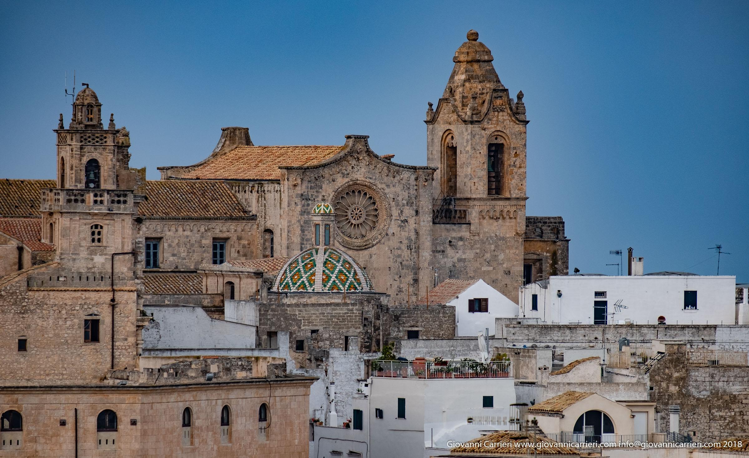 La cupola della Cattedrale di Ostuni