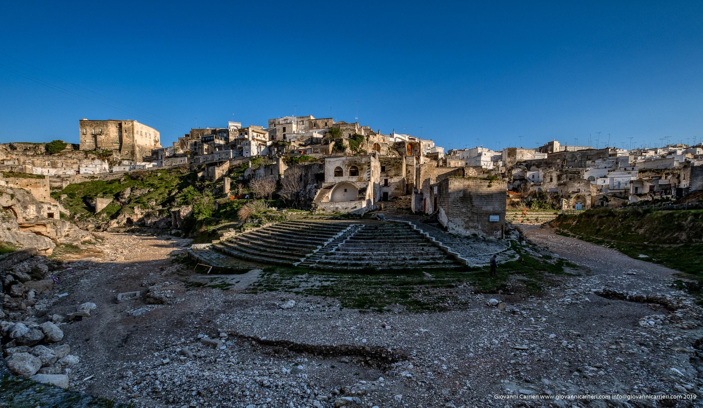 Il centro storico di Ginosa