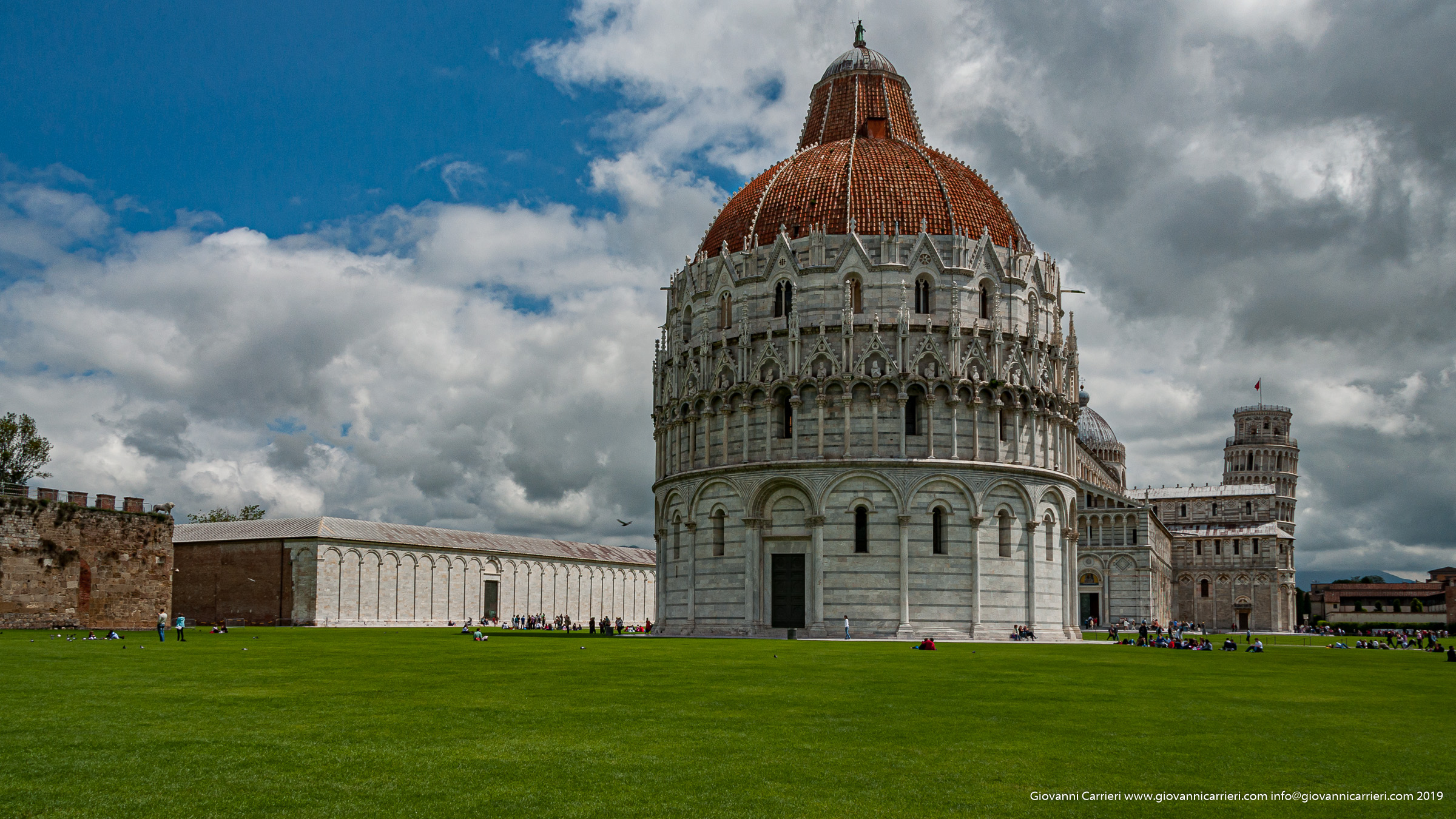 Photographs of Pisa