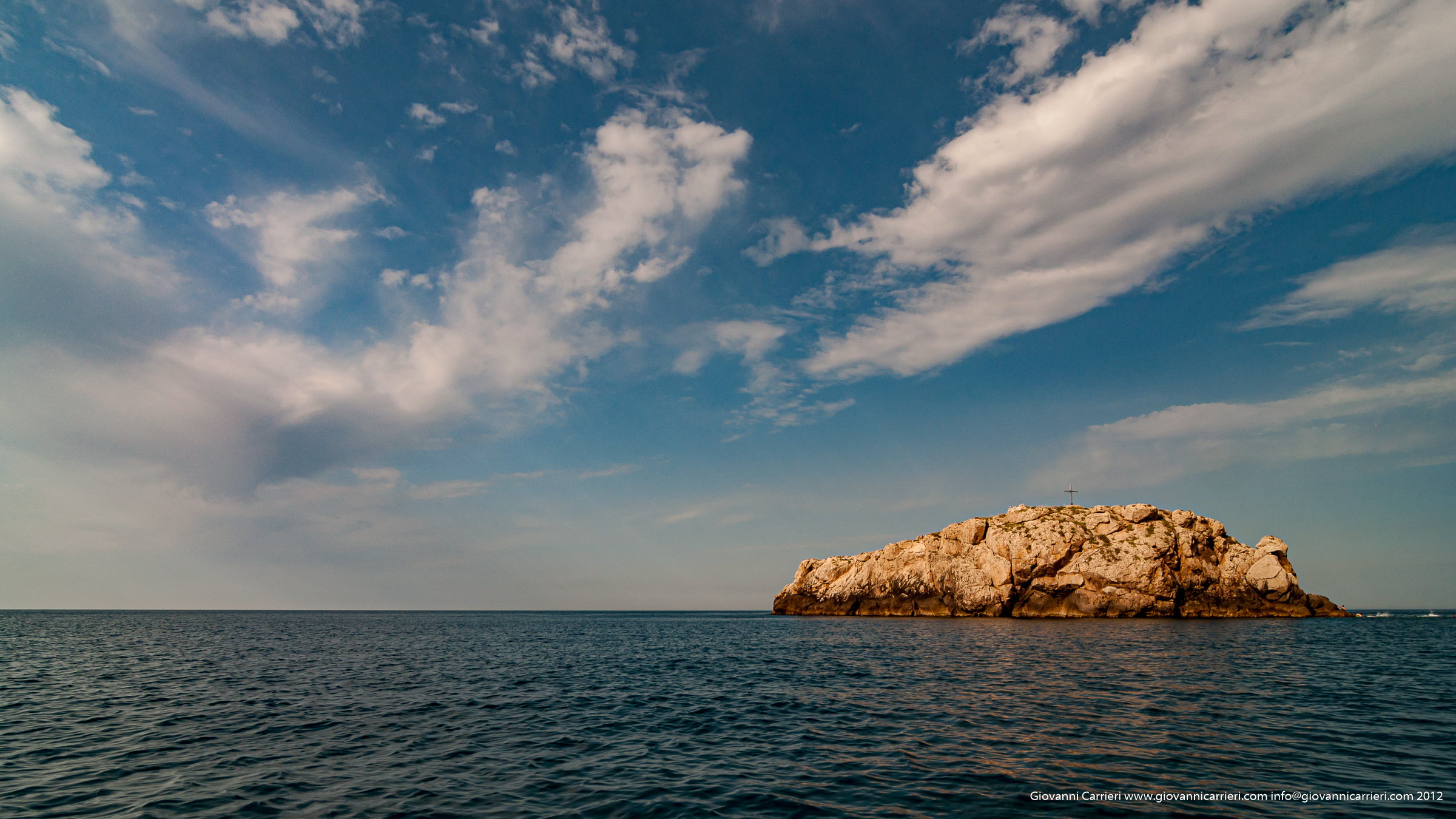Scoglio dell'eremita - Polignano a mare