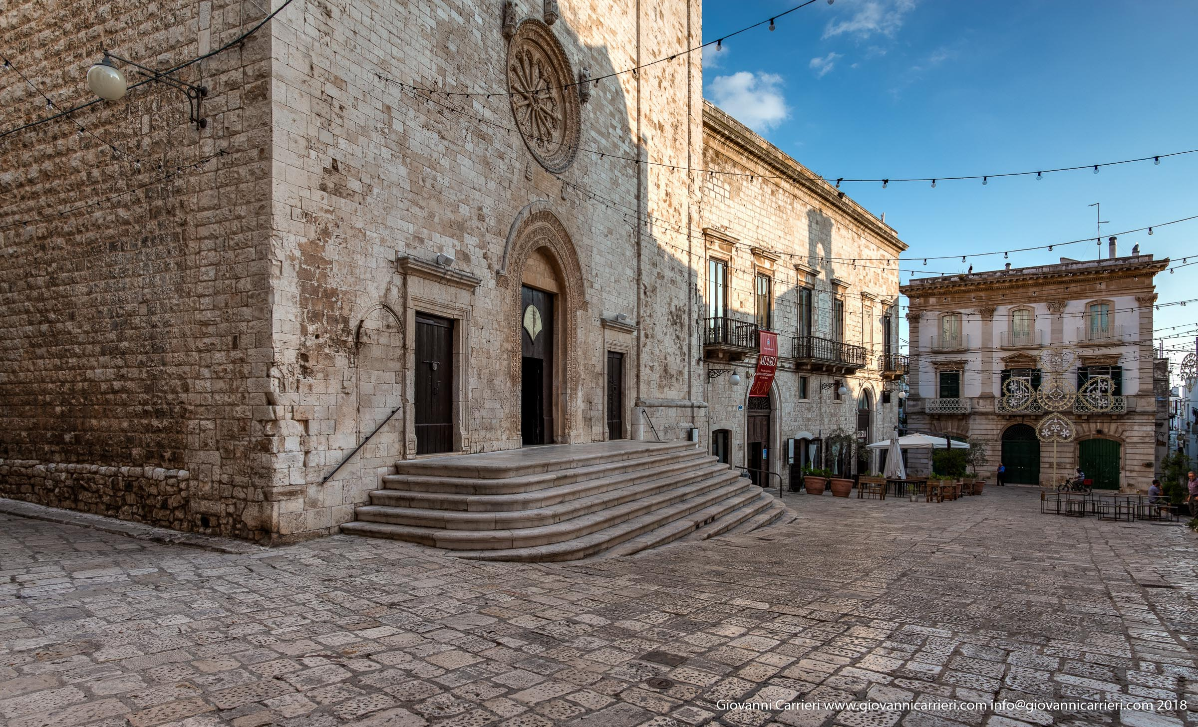 La chiesa Madre di San Pietro, Putignano