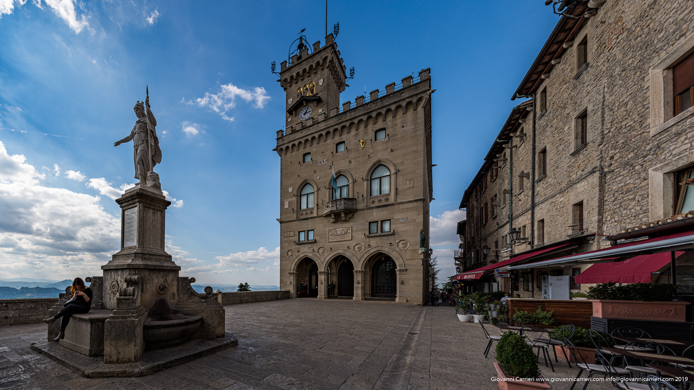 Photographs of San Marino