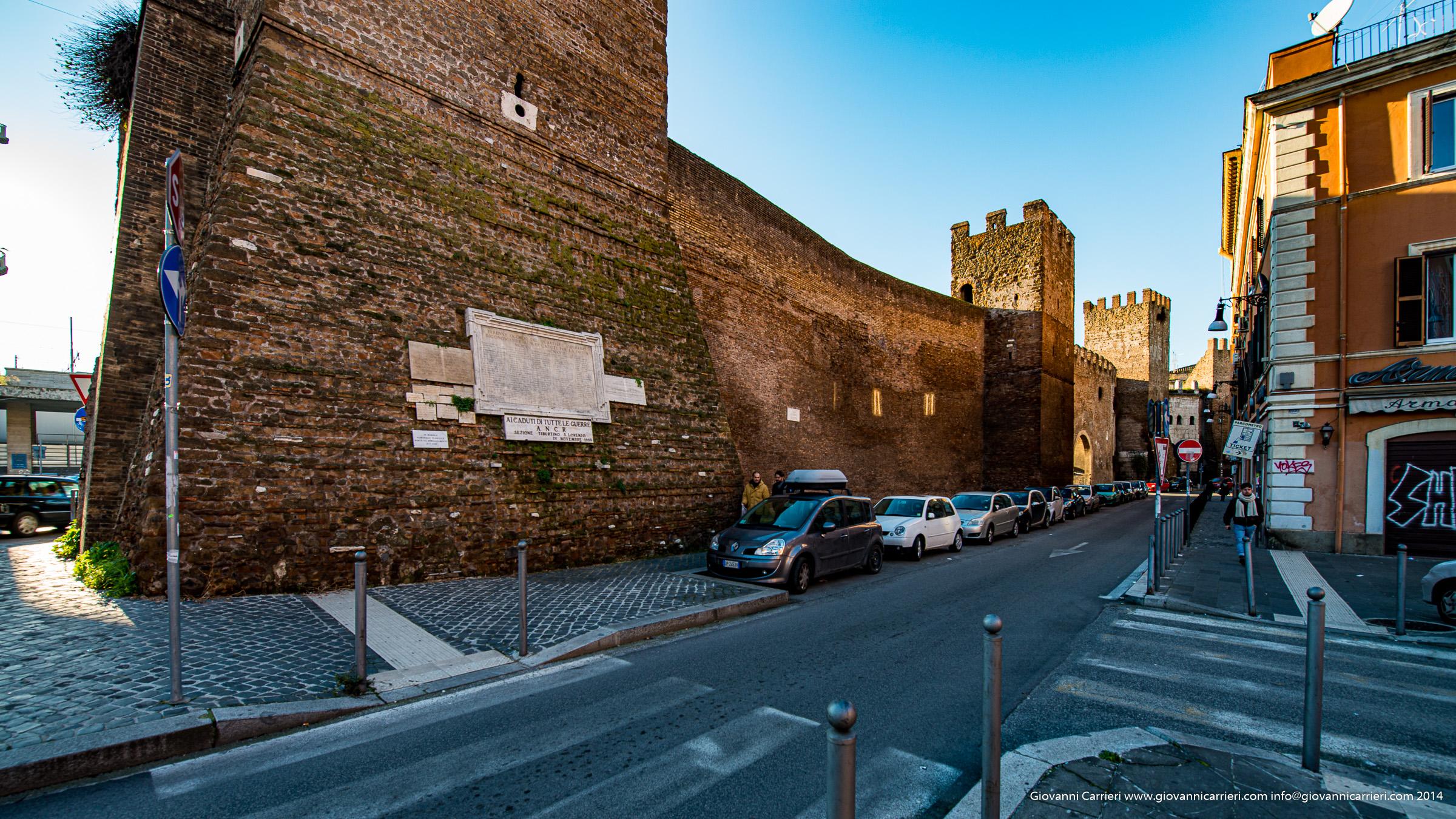 Via di Porta San Lorenzo - Roma