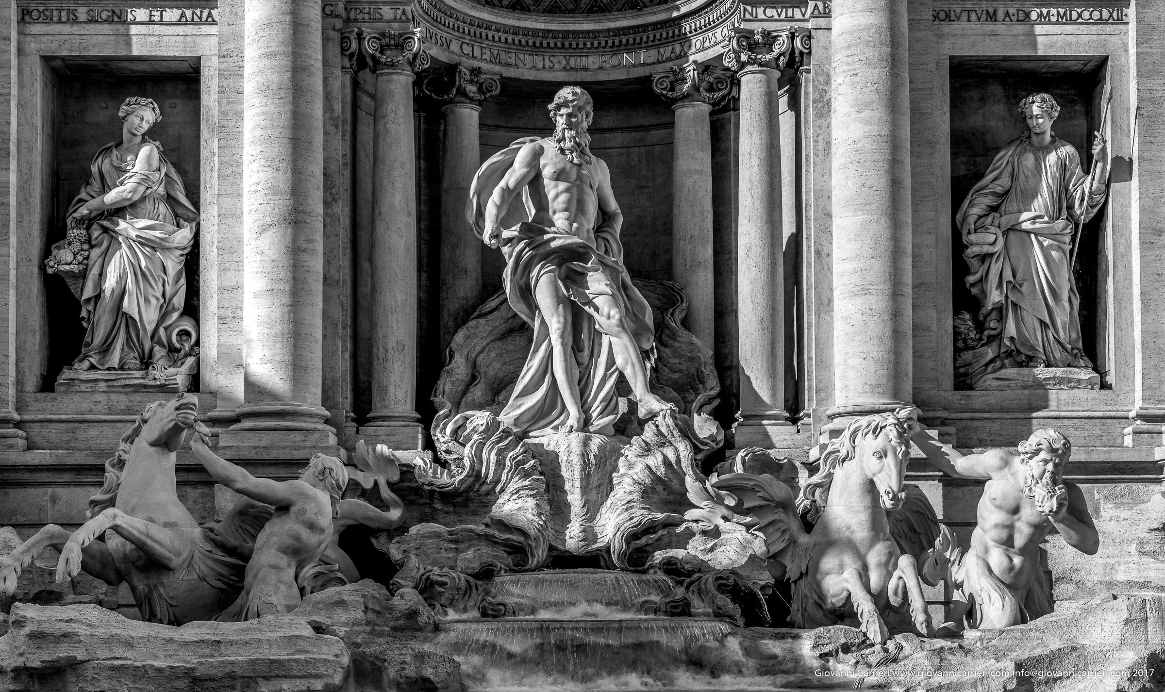 Photographs of Rome
