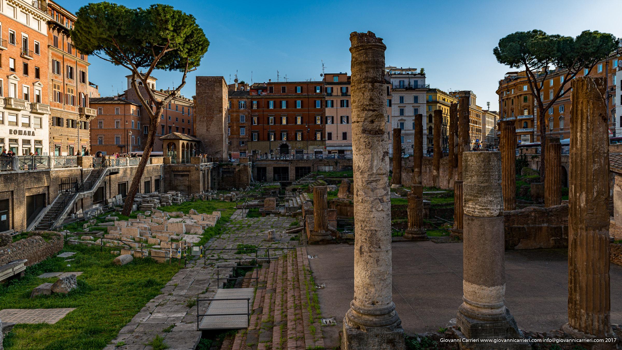 Largo di Torre Argentina, Roma