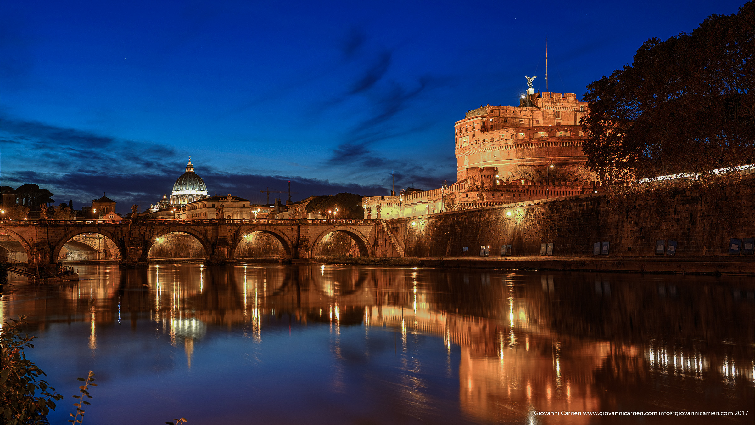 Castel Sant'Angelo ed il Ponte