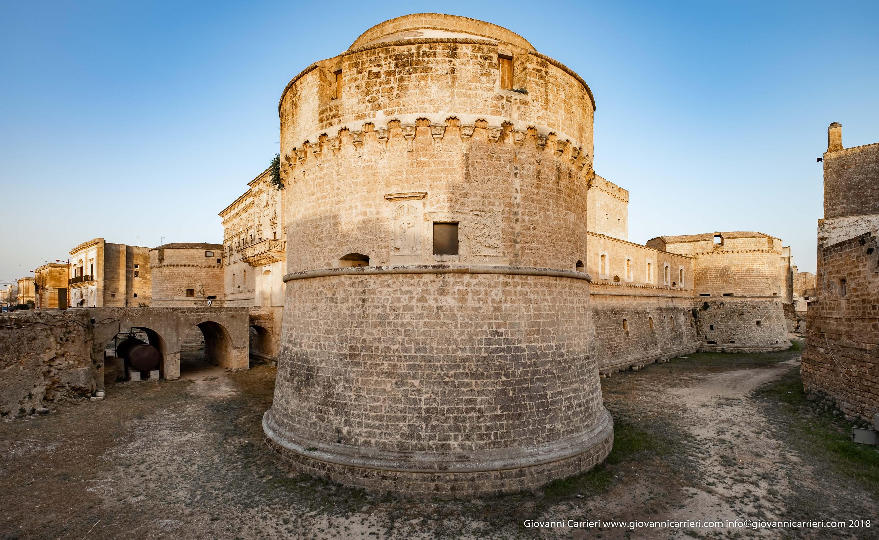 Il torrione Sant'Antonio Abate, Corigliano d'Otranto