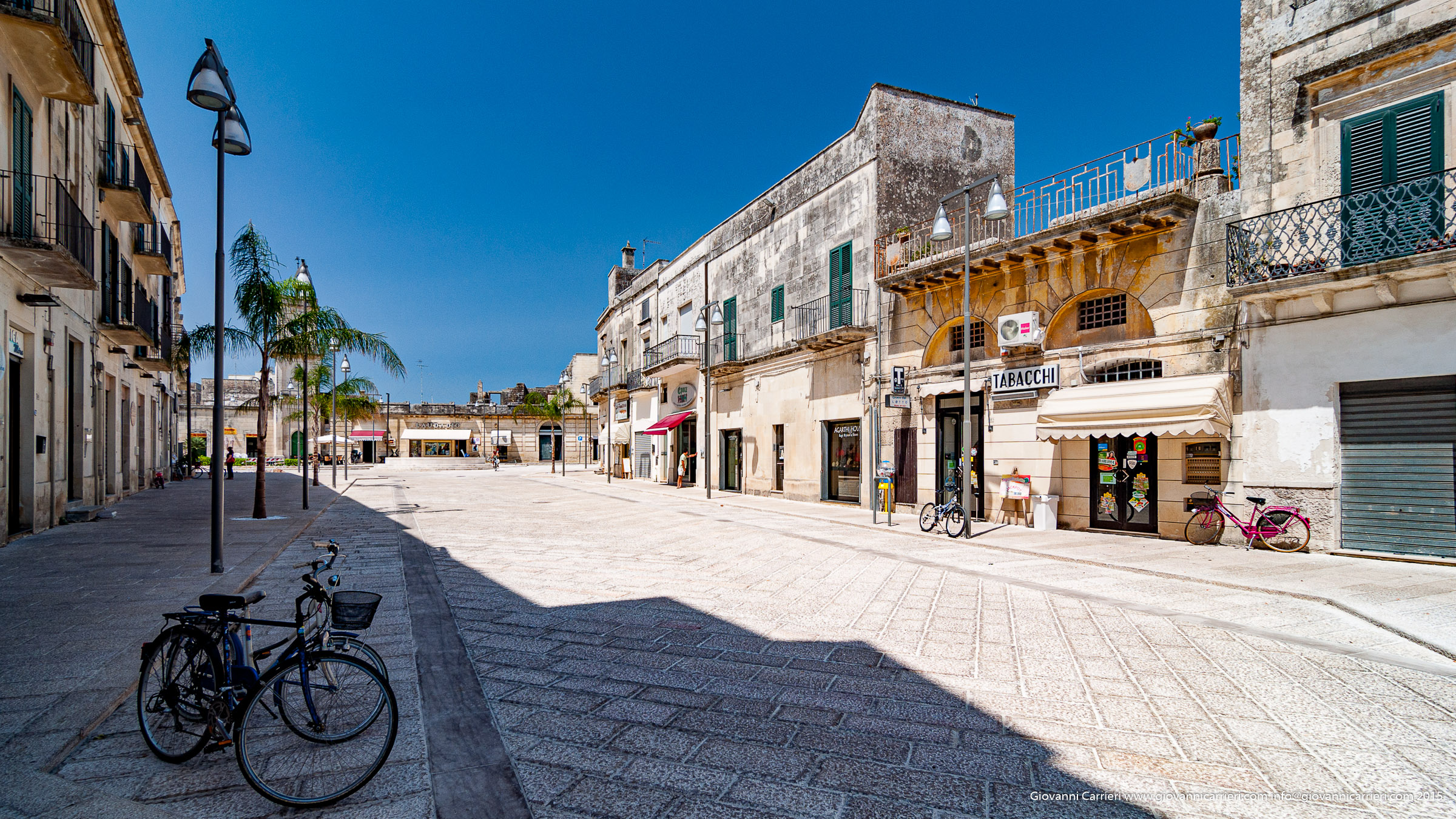 Photographs of Salento