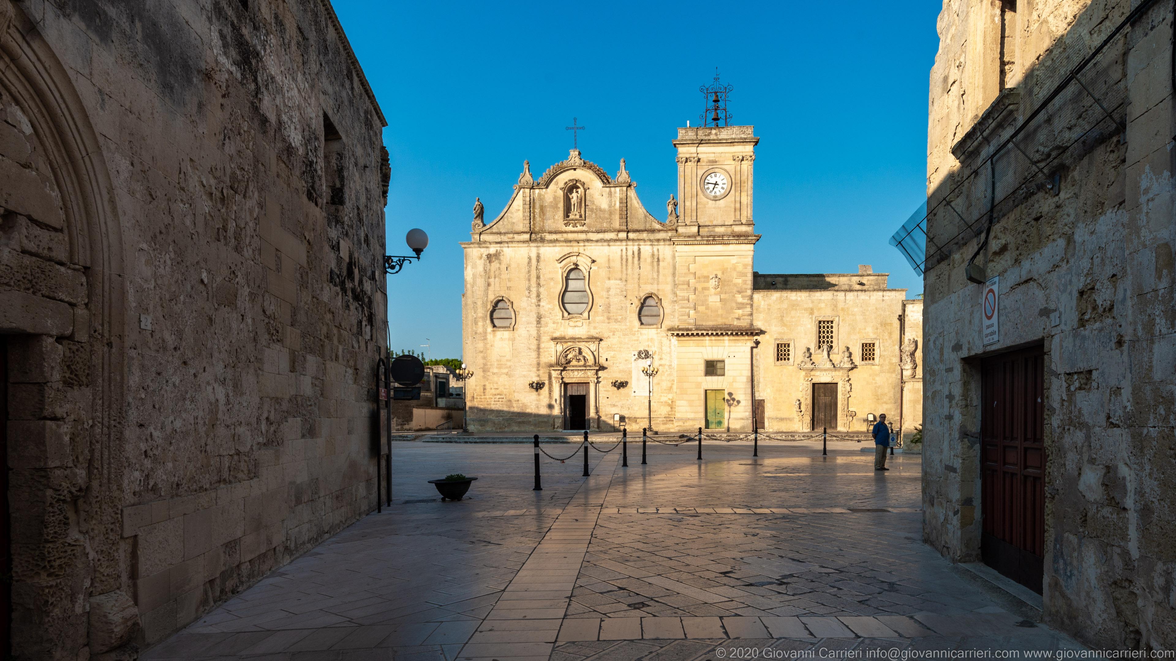 La Chiesa madre di San Giorgio
