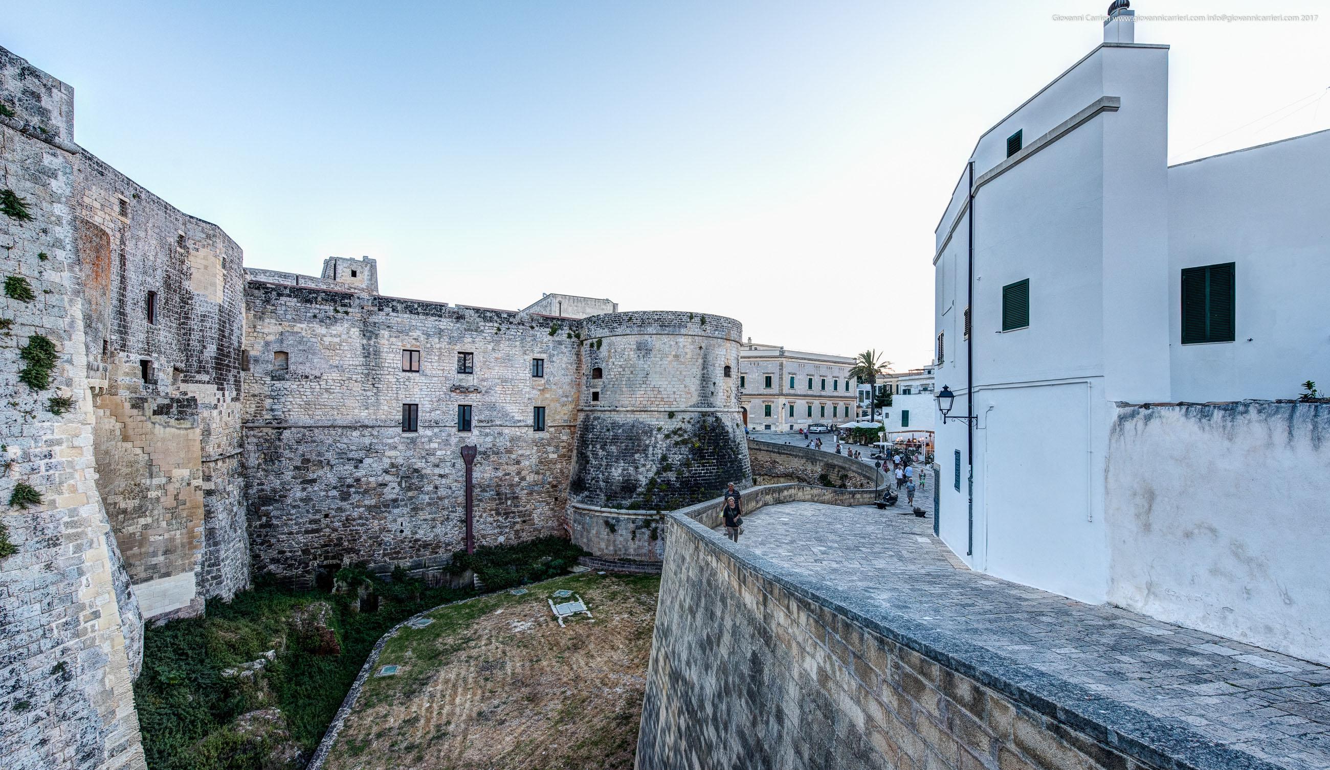 Il Castello di Otranto e la città antica