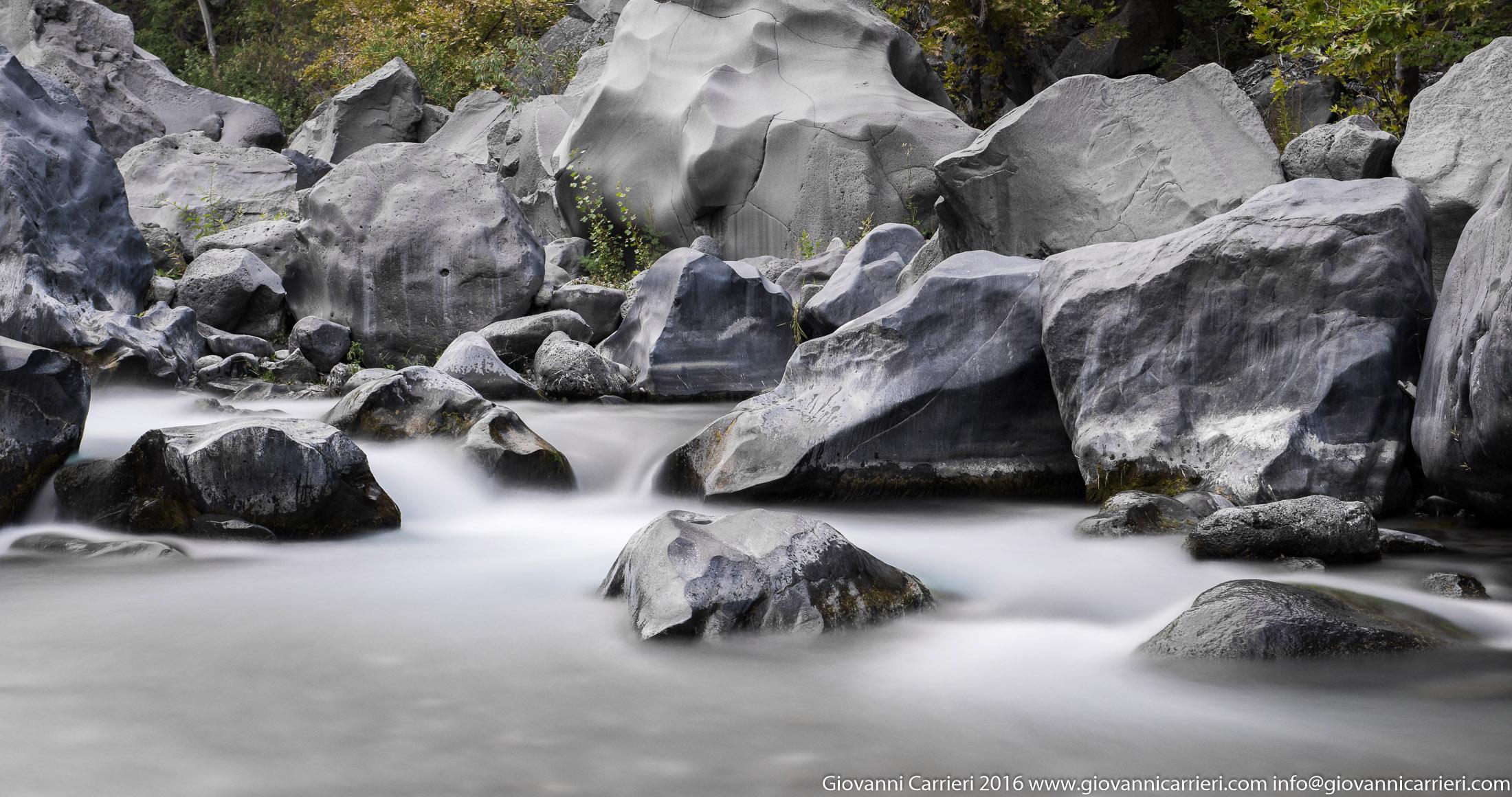Il fiume Alcantara