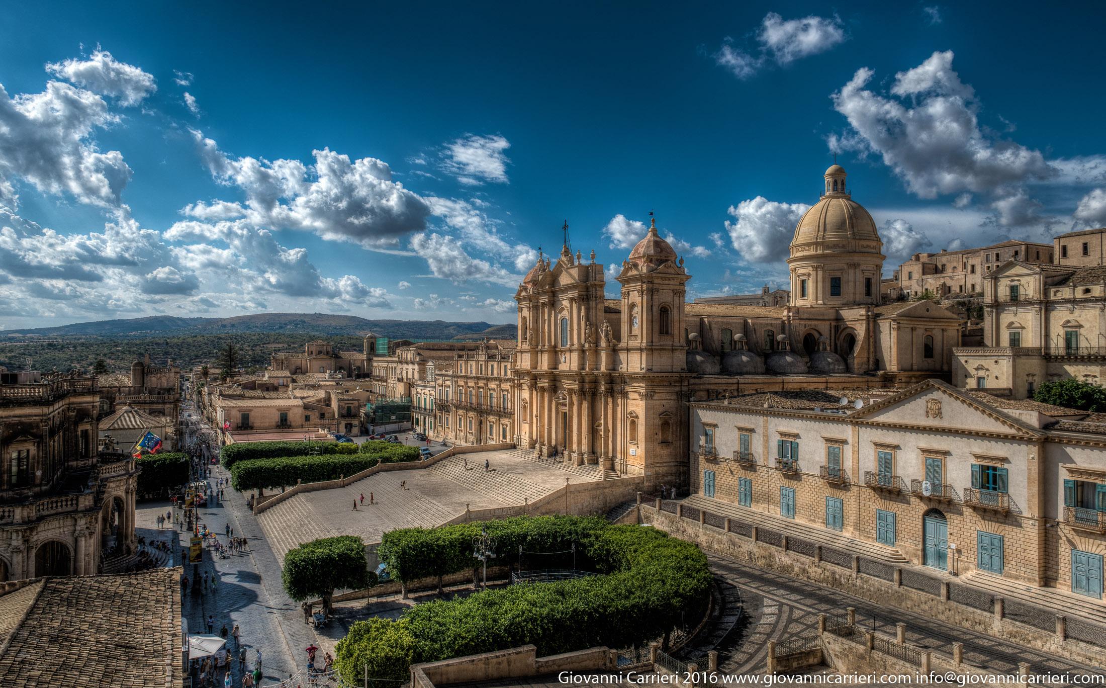 Noto e la sua cattedrale
