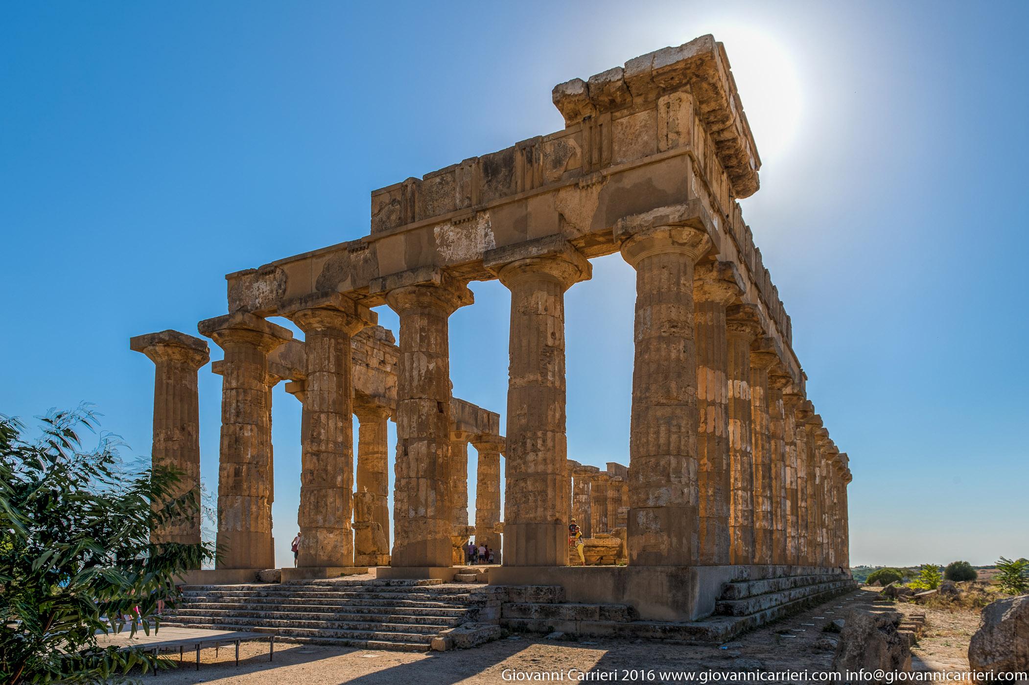 Il Tempio di Era, Selinunte
