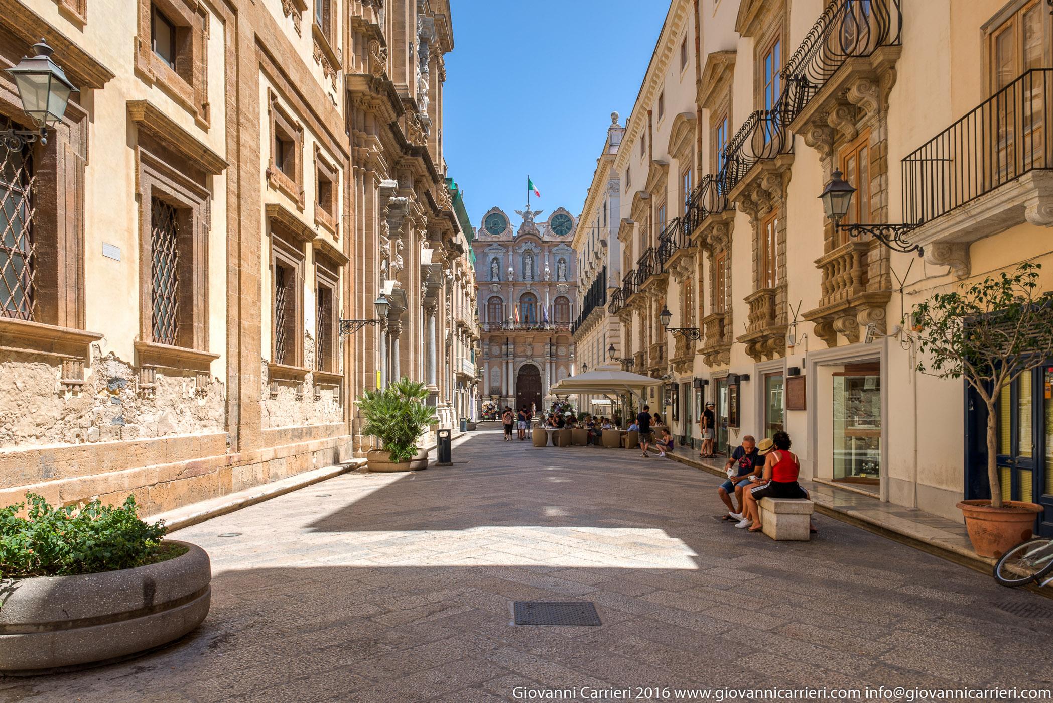 Corso Vittorio Emanuele, Trapani