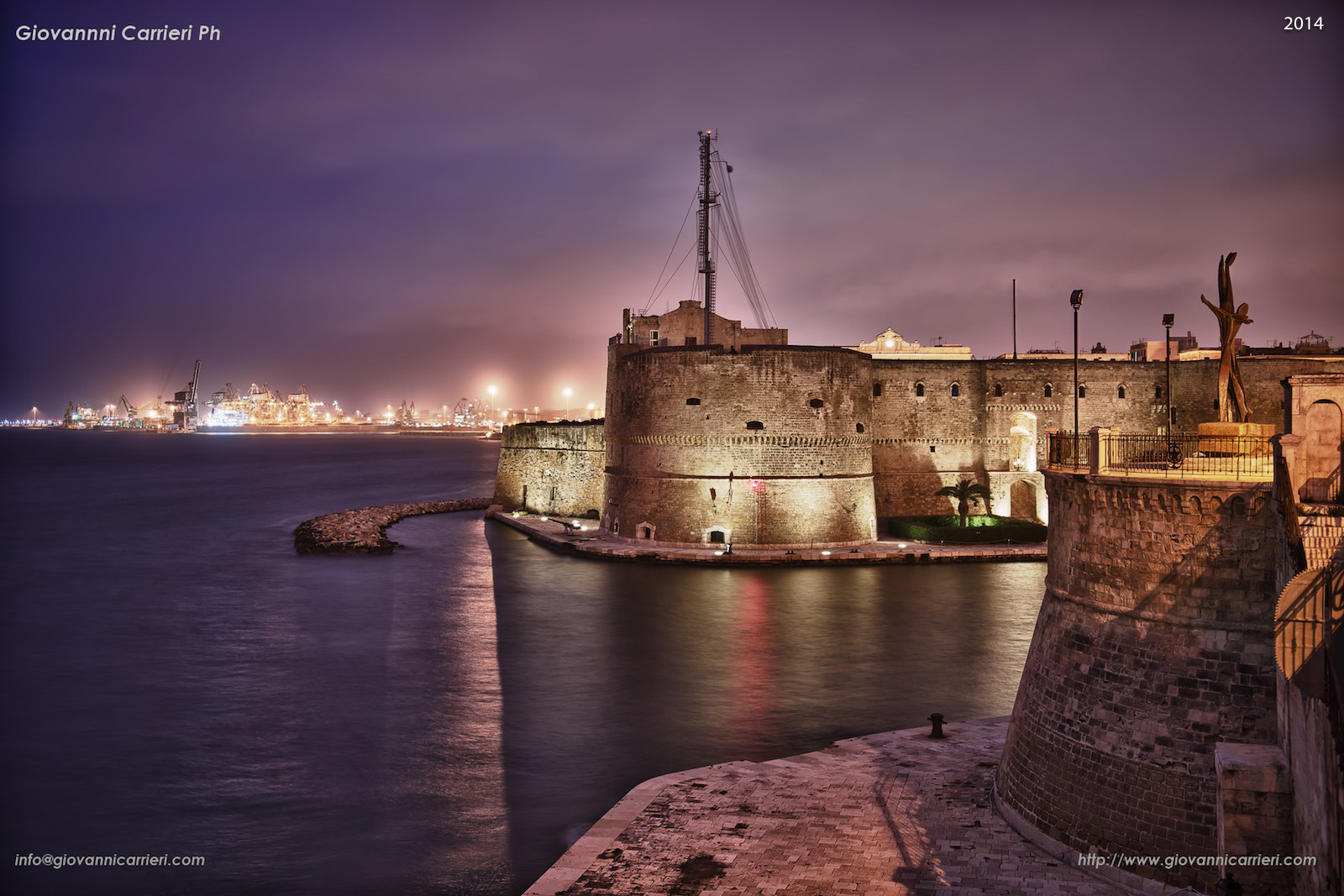 Photographs of Taranto