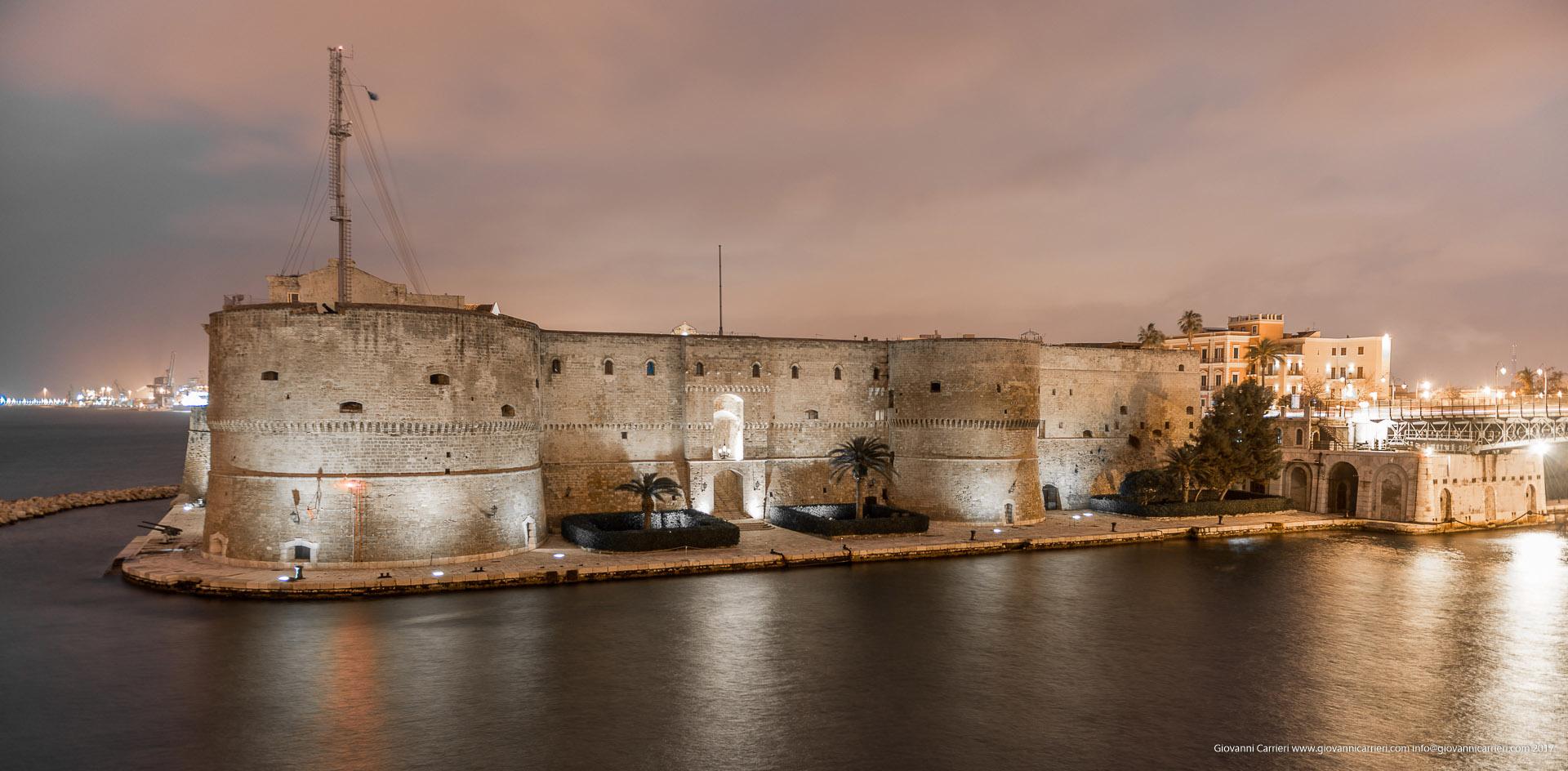 Il Castello Aragonese, Taranto