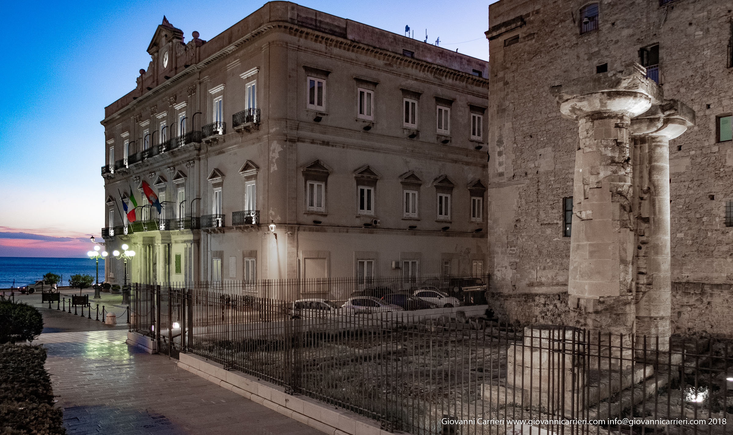 Il Palazzo di Città, Taranto