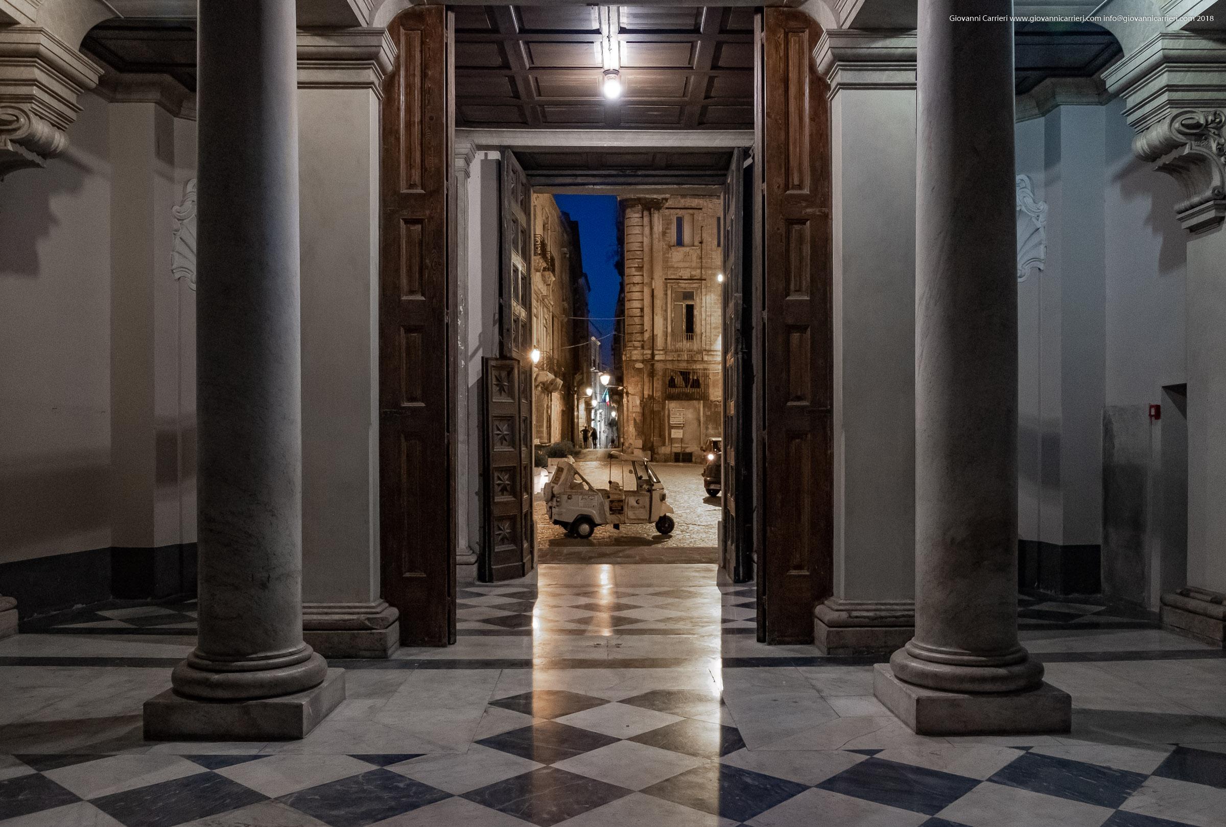 Piazza Duomo, Taranto