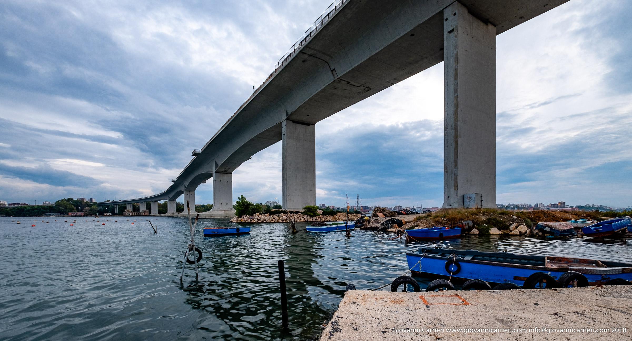 Il ponte di Punta Penna, Taranto