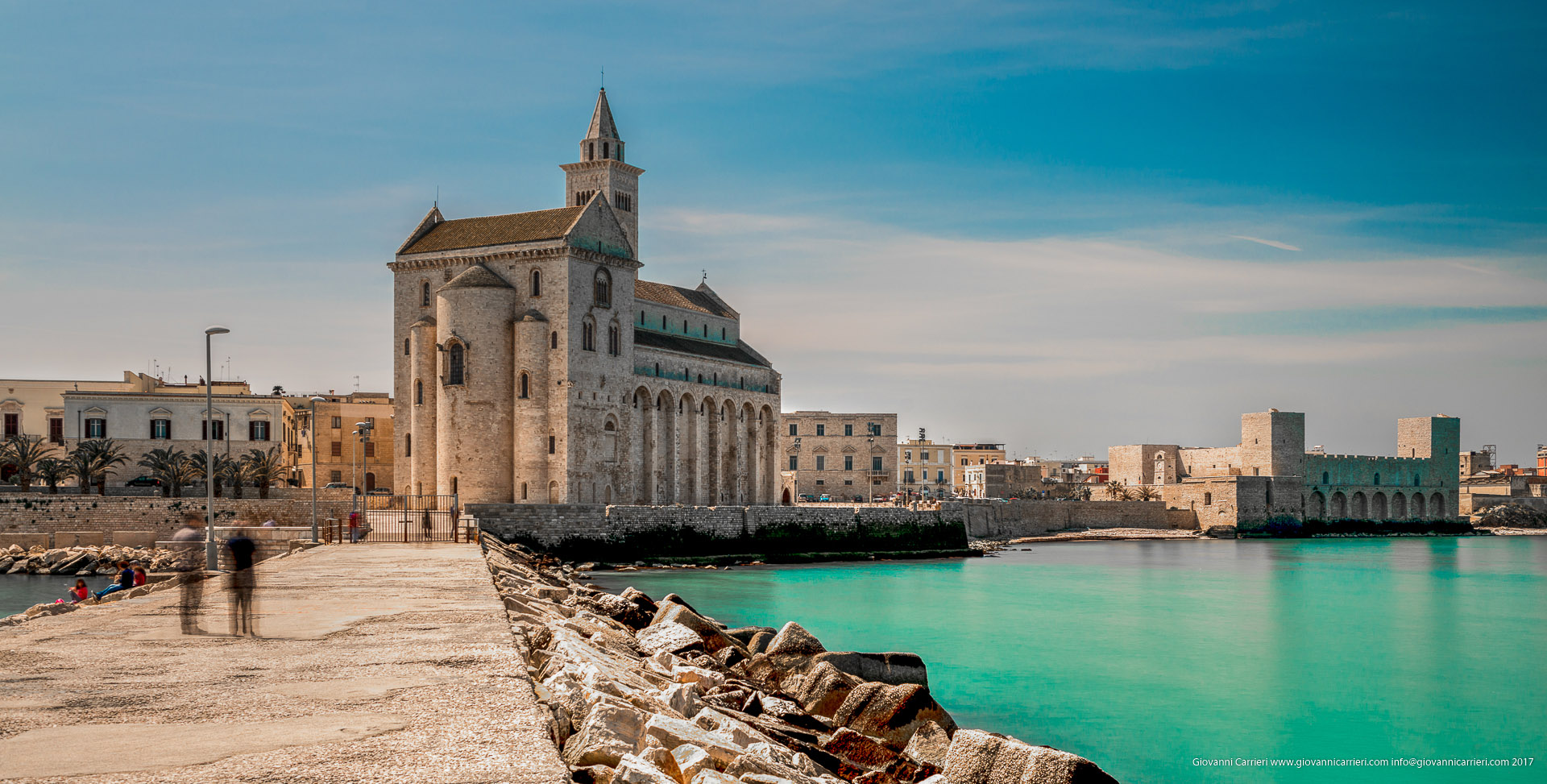 Photographs of Trani