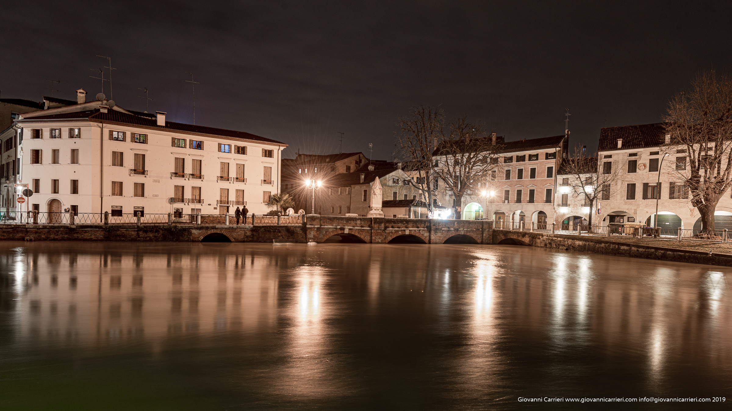 Treviso and the Sile River