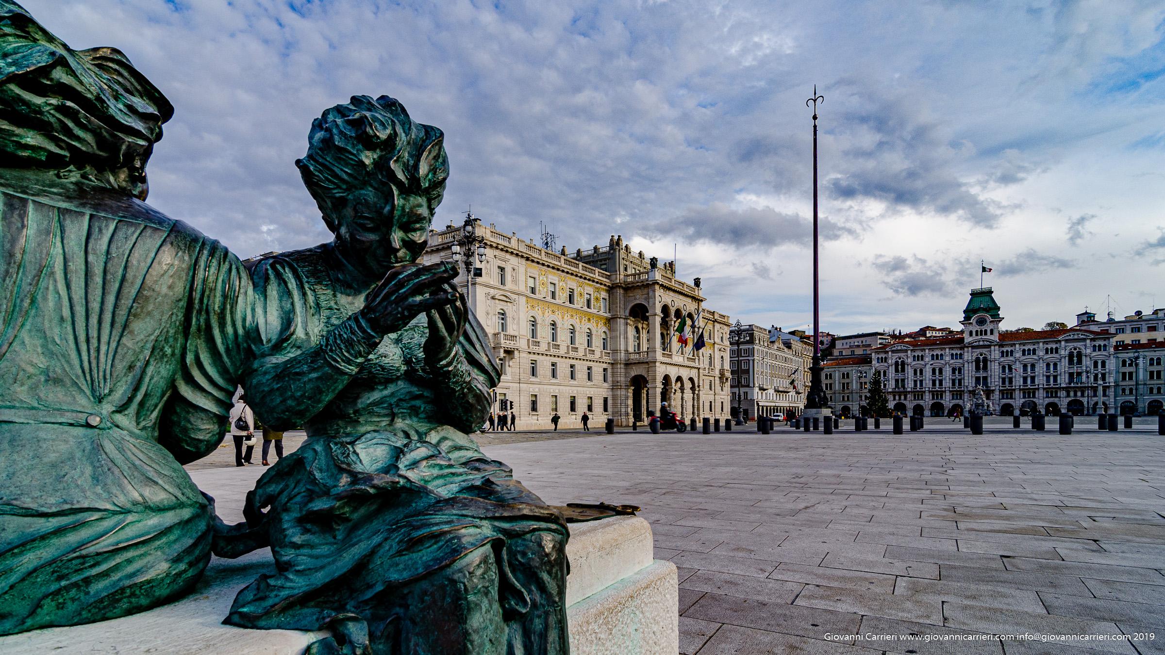 dettagli - Piazza unità d'Italia