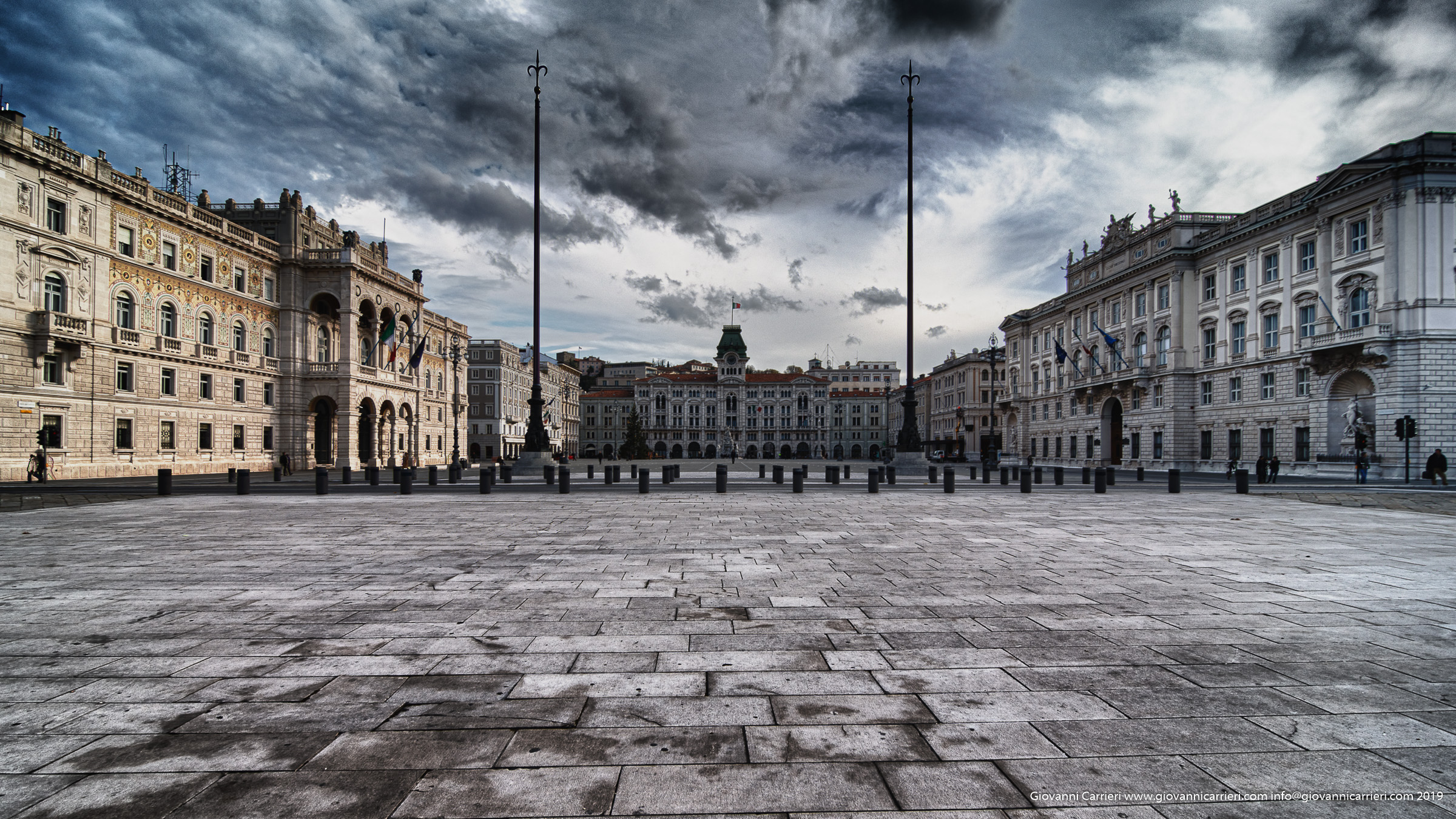 Photographs of Trieste