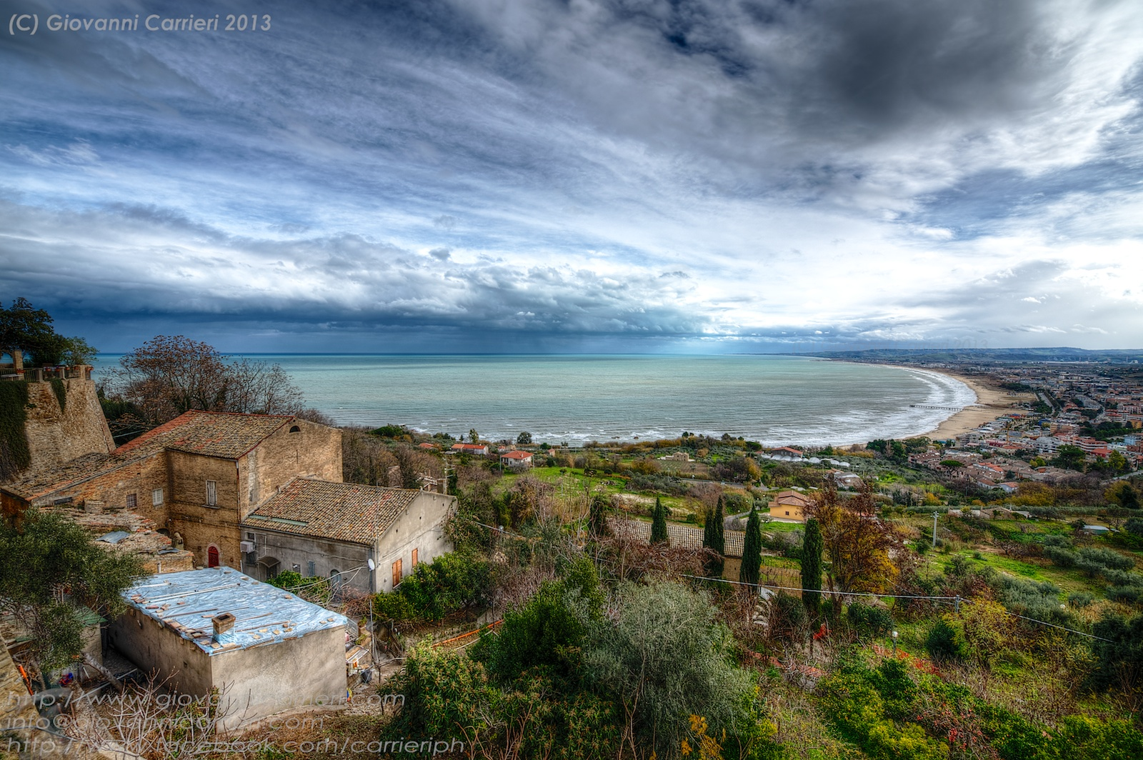 Photographs of Vasto