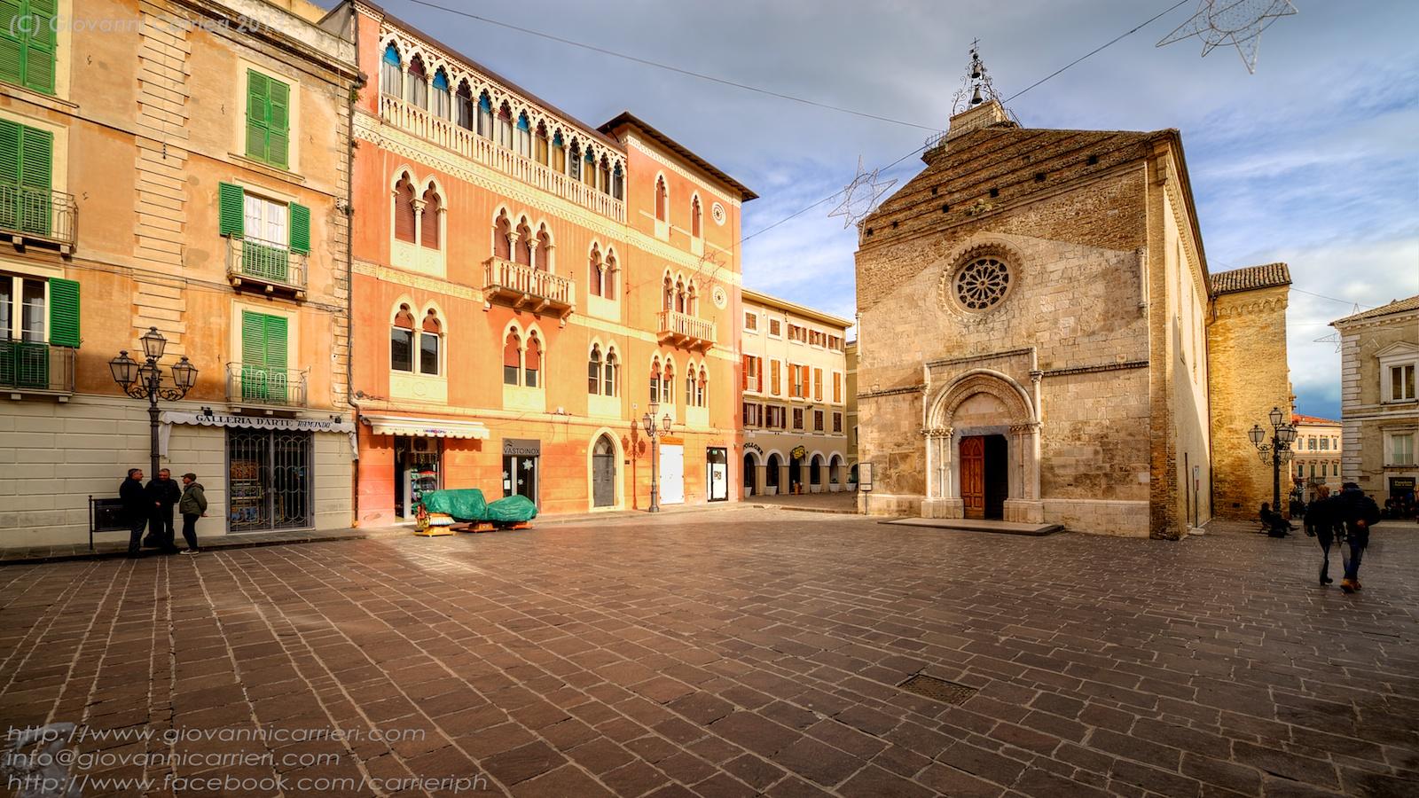 Il duomo di Vasto - San Giuseppe