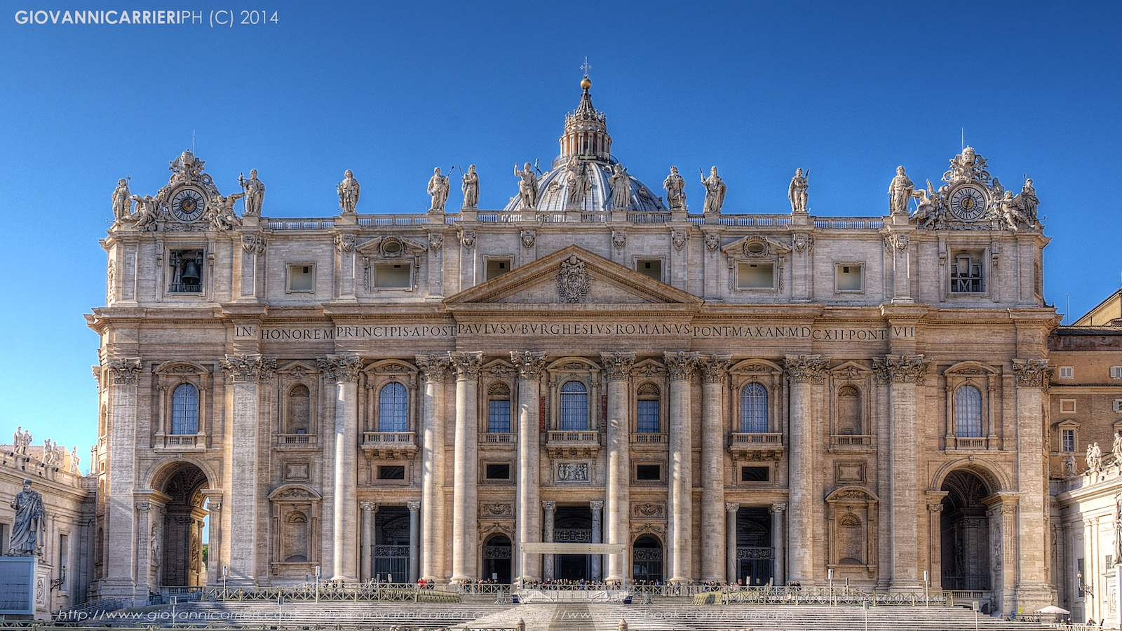 Photographs St. Peter's Basilica