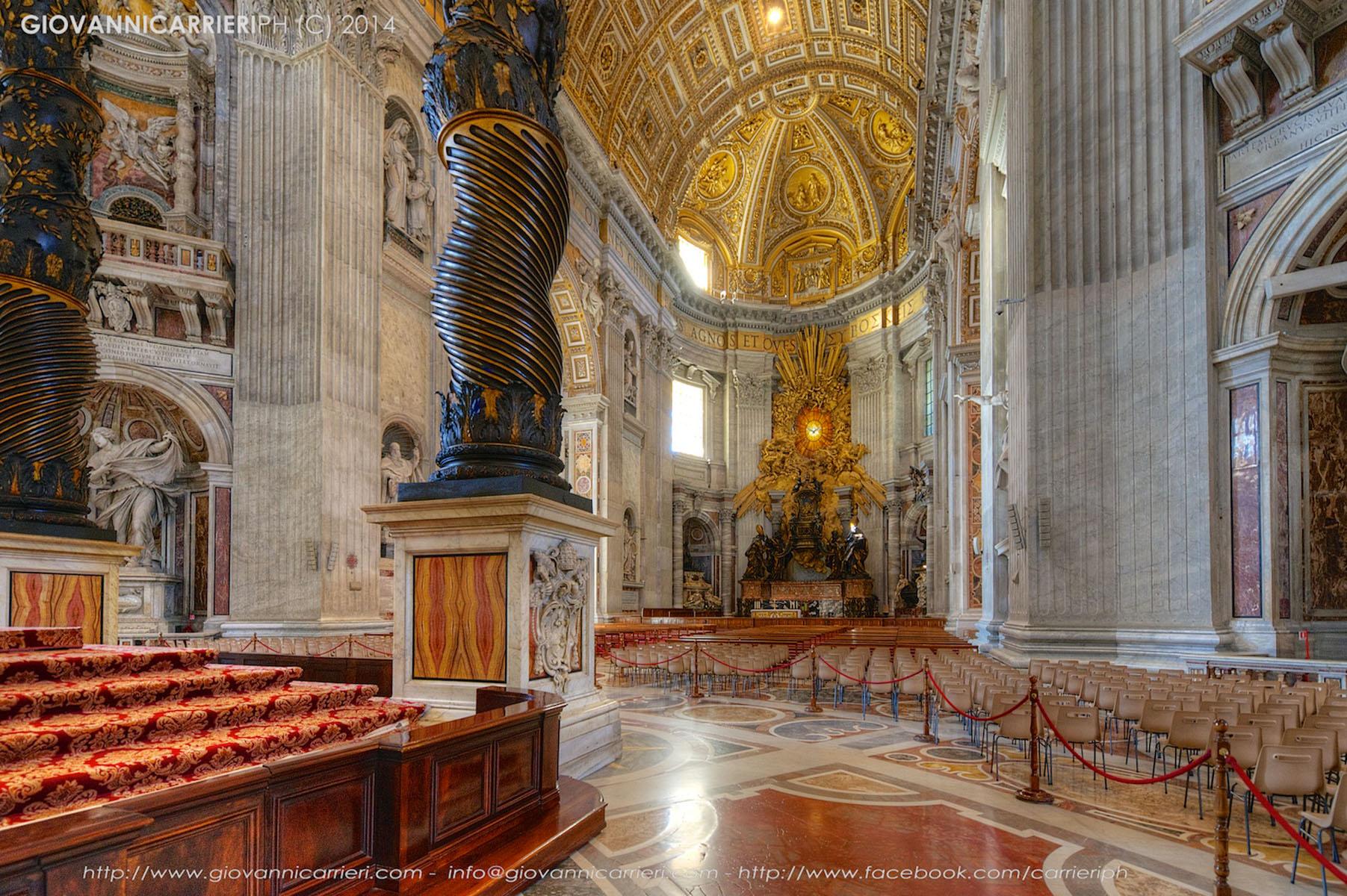 La Cattedra di San Pietro
