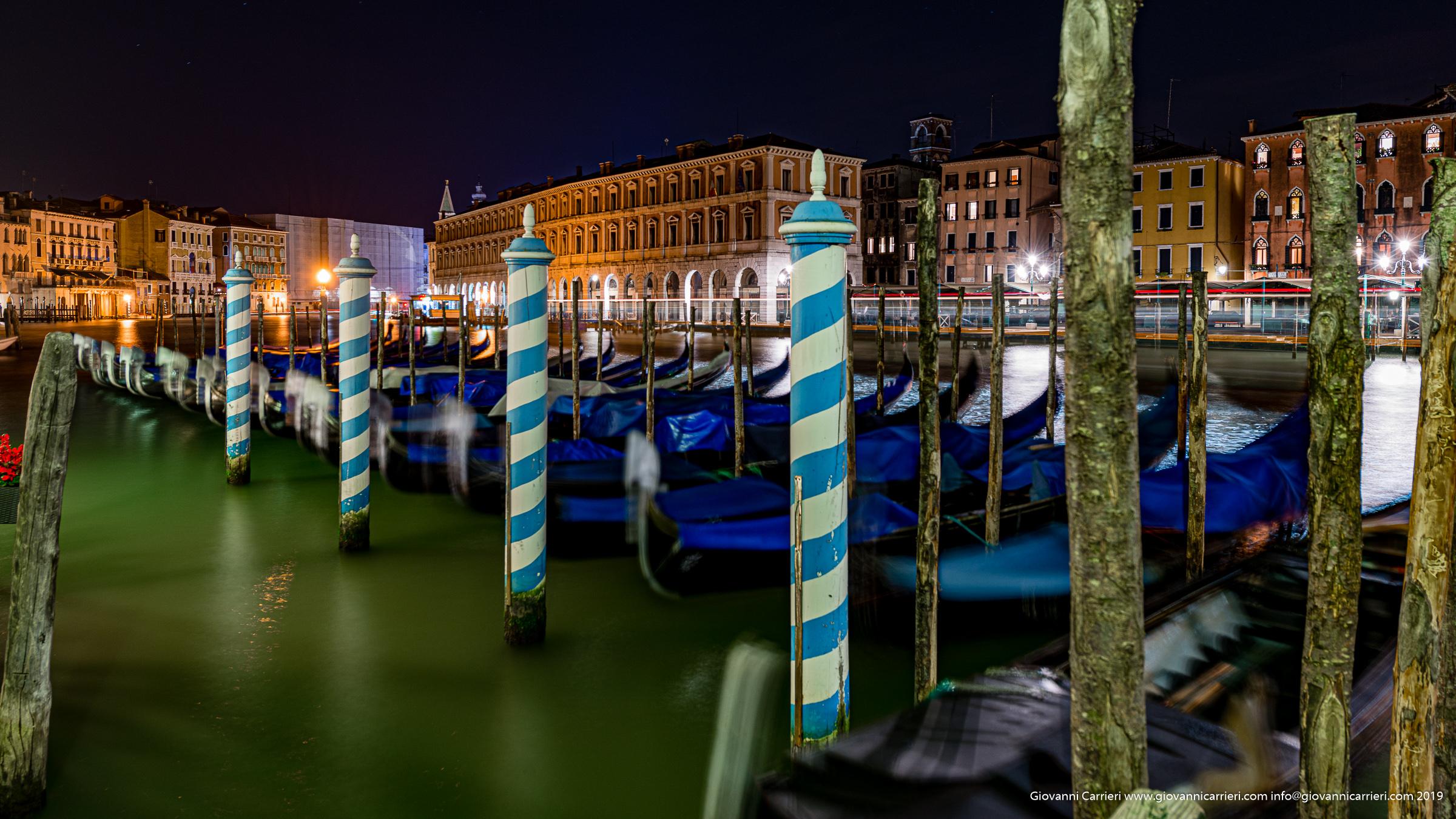 Campo S. Sofia su Canal Grande - Venezia