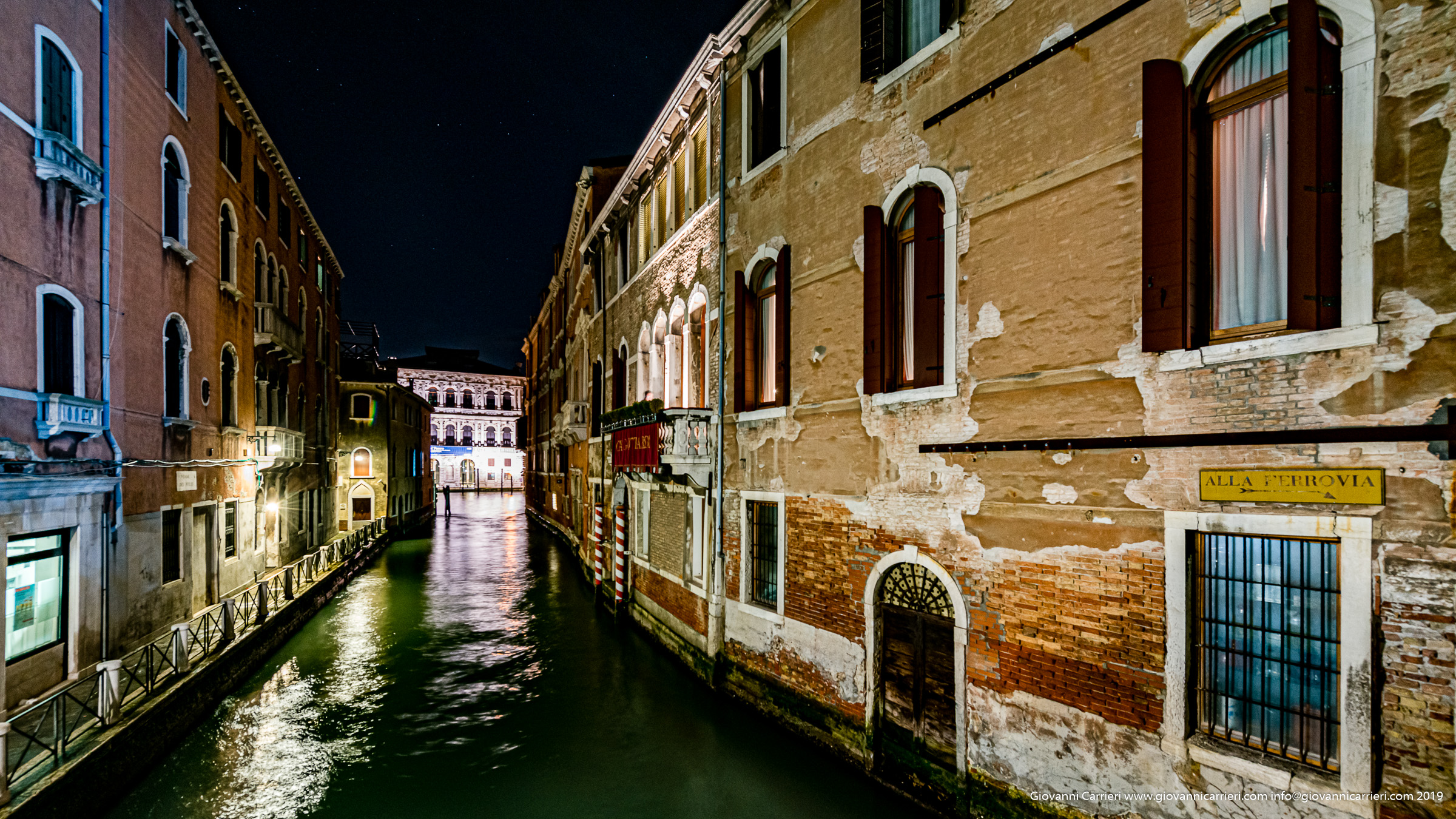 View on Canal Grande - Venice