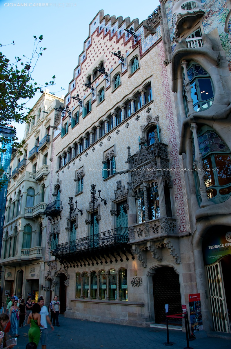 Casa Amatller - Barcellona