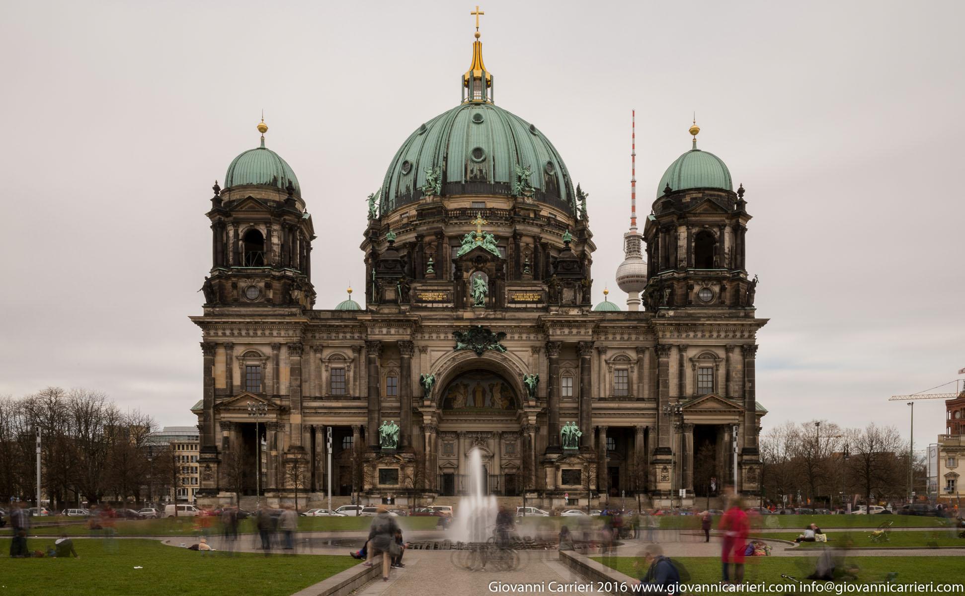 La cattedrale di Berlino