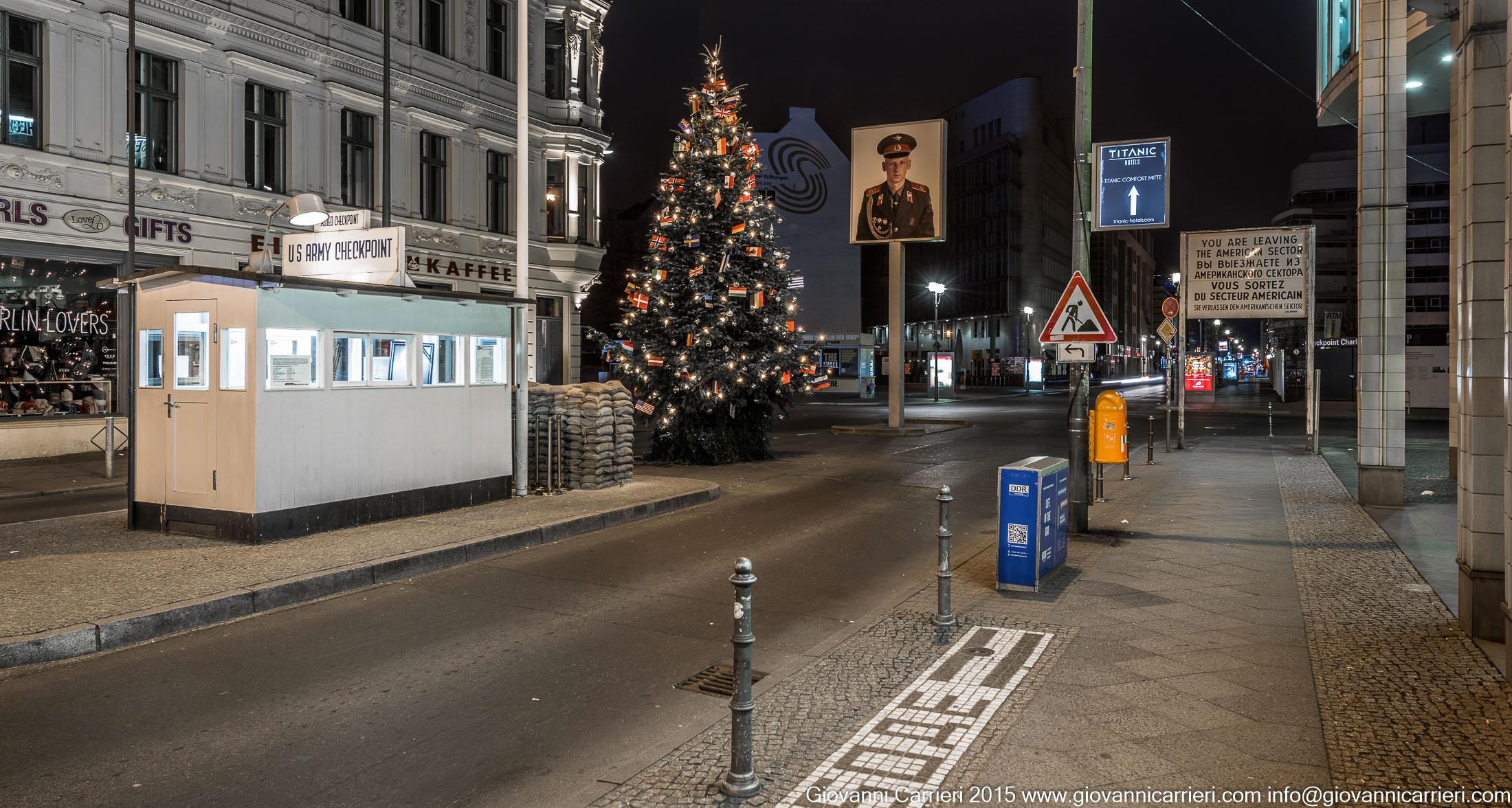 Il Checkpoint Charlie, Berlino