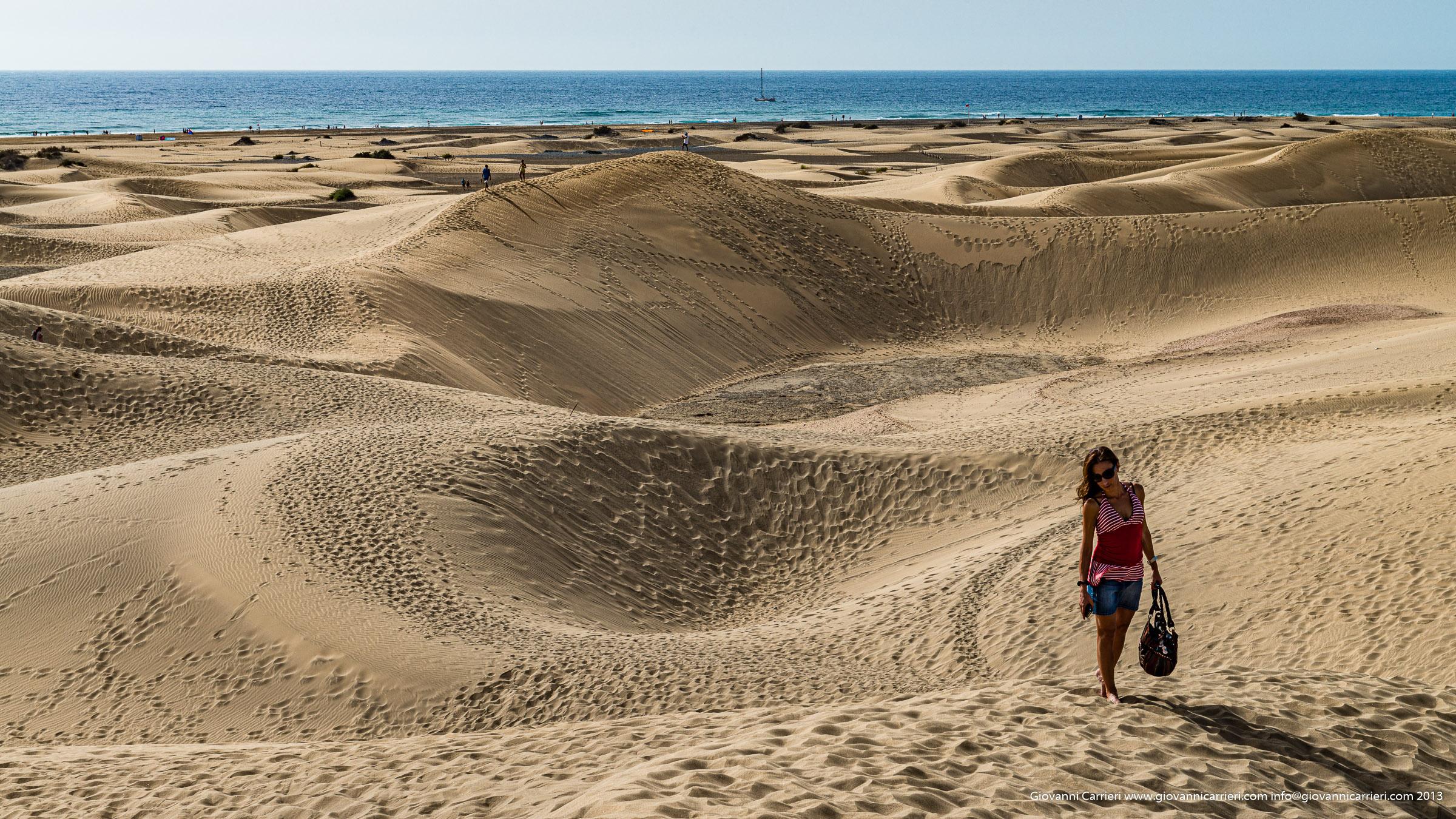 Le dune di Maspalomas - Gran Canaria
