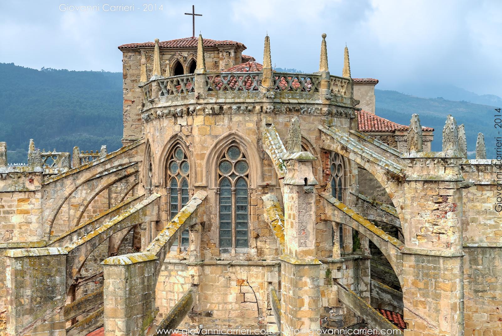 Santa Maria dell'Assunta - Castro Urdiales Spagna