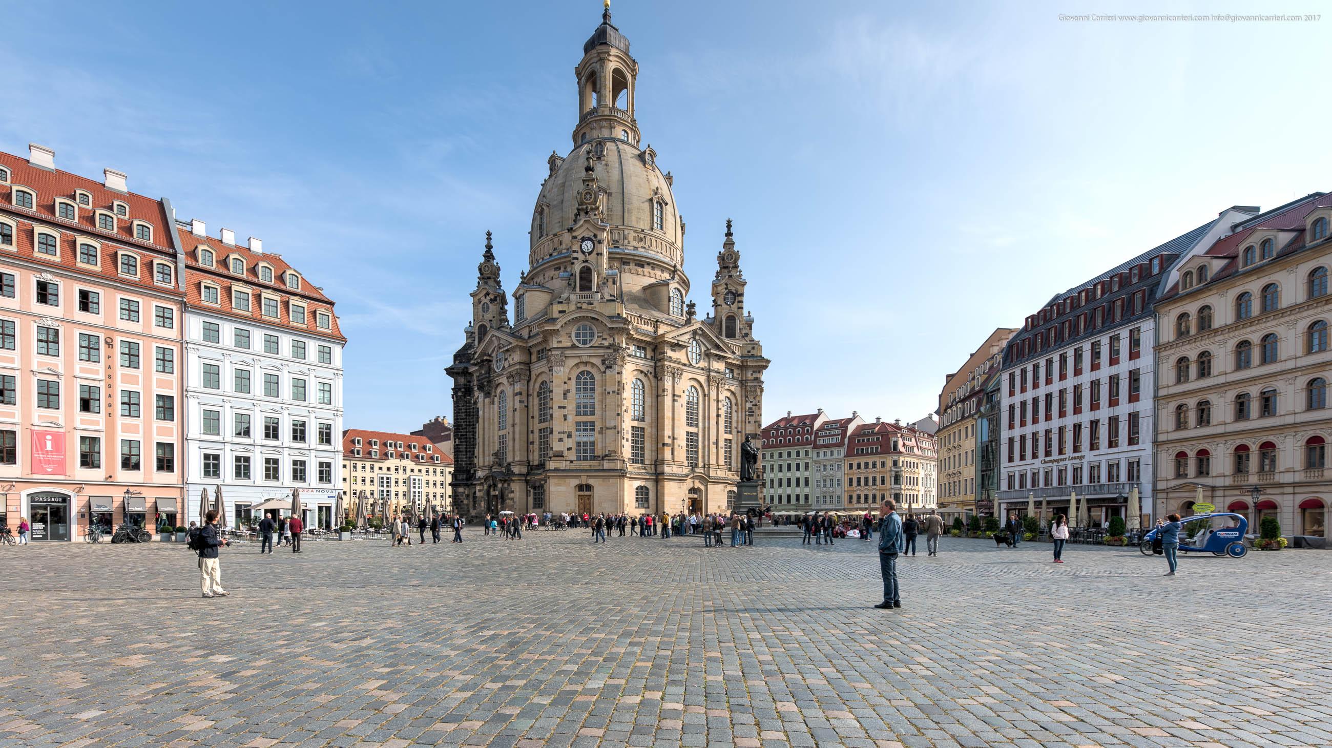 La chiesa di Nostra Signora, detta Frauenkirche
